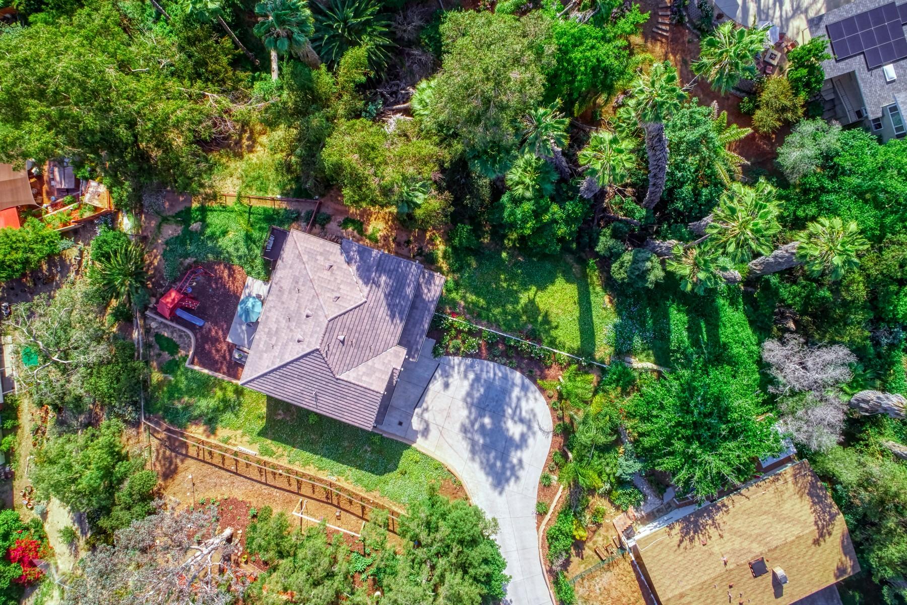 Single Family Homes for Sale at 9323 Carmichael Drive La Mesa, California 91941 United States