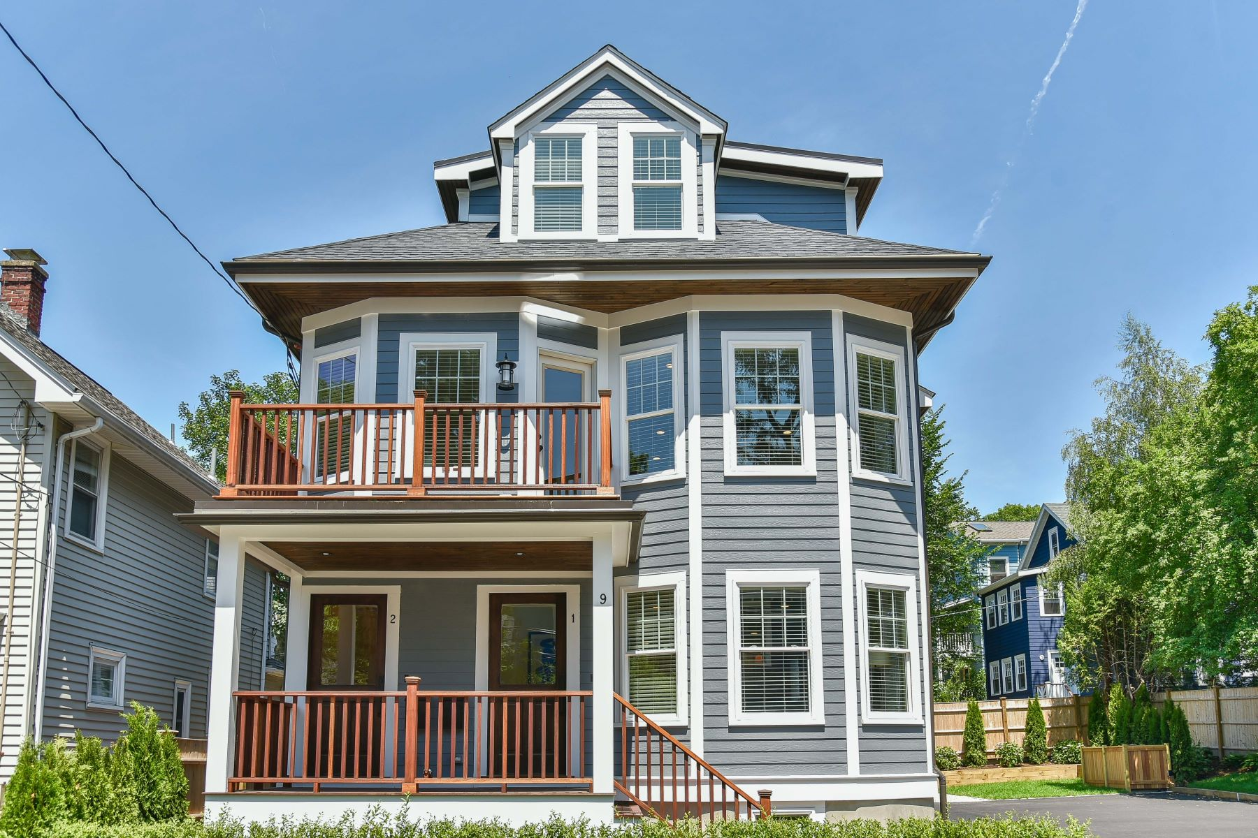 Кондоминиум для того Продажа на 9 Doran Rd 1, Brookline Brookline, Массачусетс, 02445 Соединенные Штаты