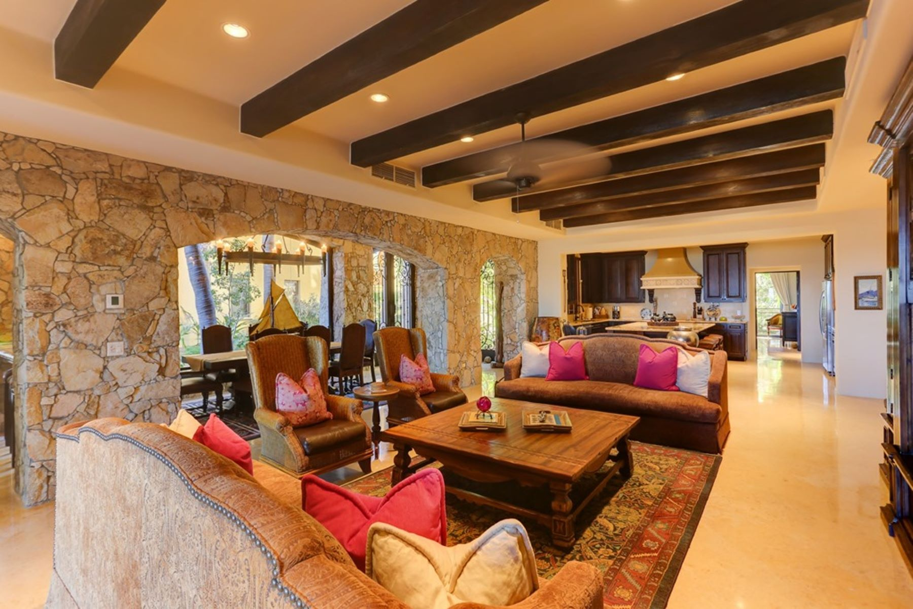 Single Family Home for Sale at Veranda 2-103 Cabo San Lucas, Mexico