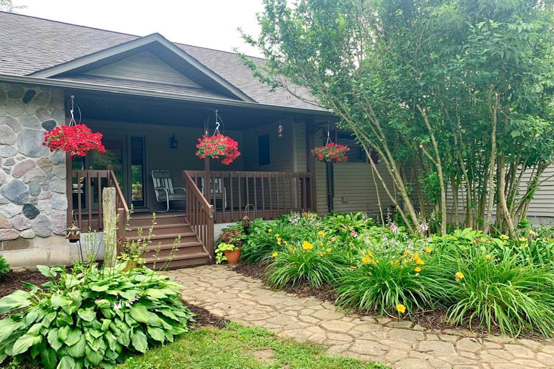 Single Family Homes for Sale at Highland Township 1226 White Lake Road Highland Twp, Michigan 48356 United States
