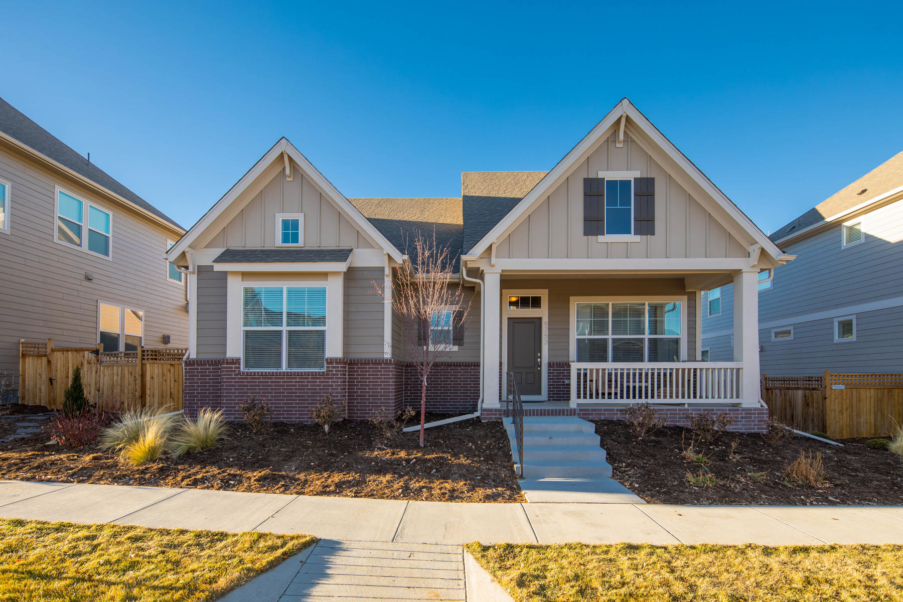 Single Family Home for Active at Pristine Hyland Village Home Offers all the Advantages of a New Build, 9753 Depew St. Westminster, Colorado 80020 United States