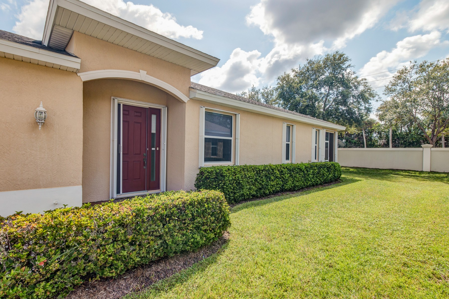 End Unit Villa 6663 Liberty Place Vero Beach, Florida 32966 Förenta staterna