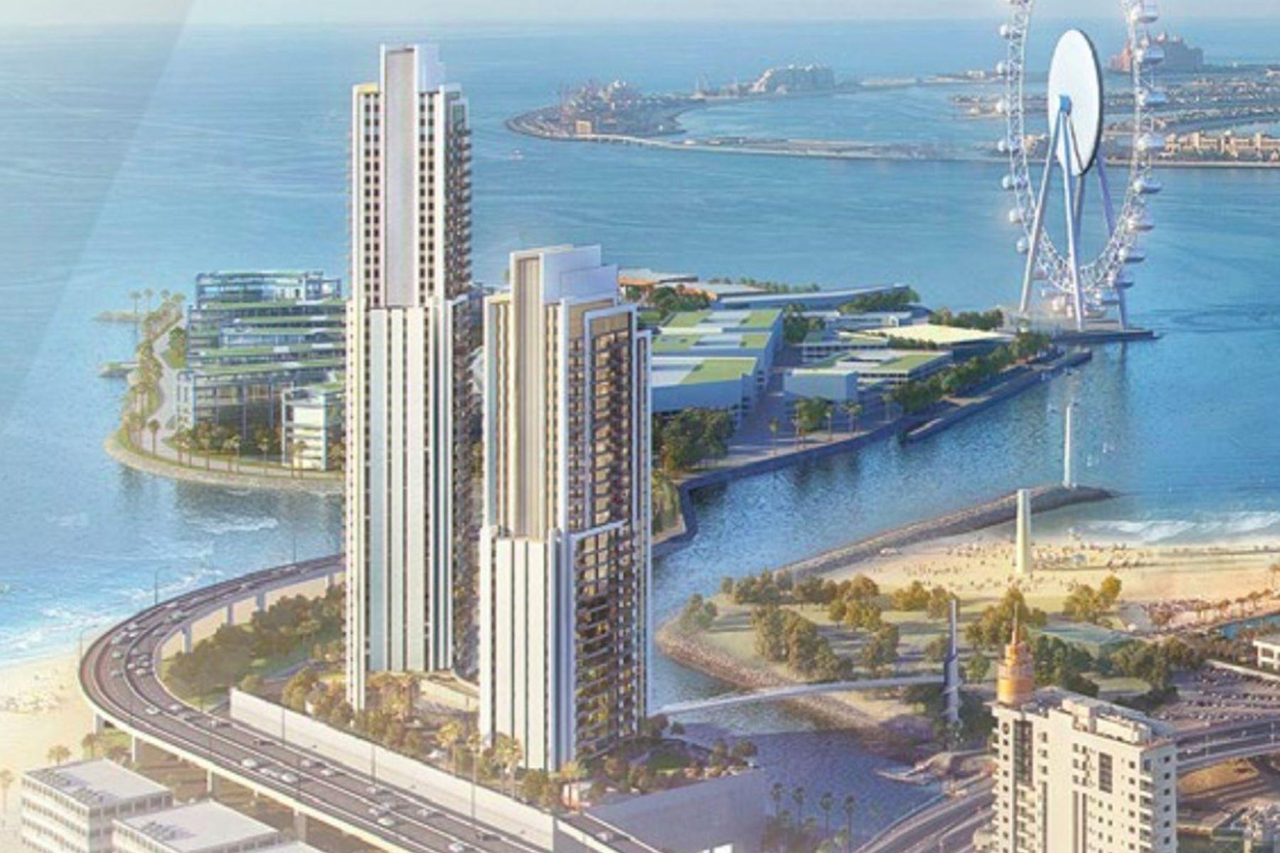 واحد منزل الأسرة للـ Sale في 52 42 Off Plan 1 BR Sea Facing Apartment 52-42, Dubai, 00000 United Arab Emirates