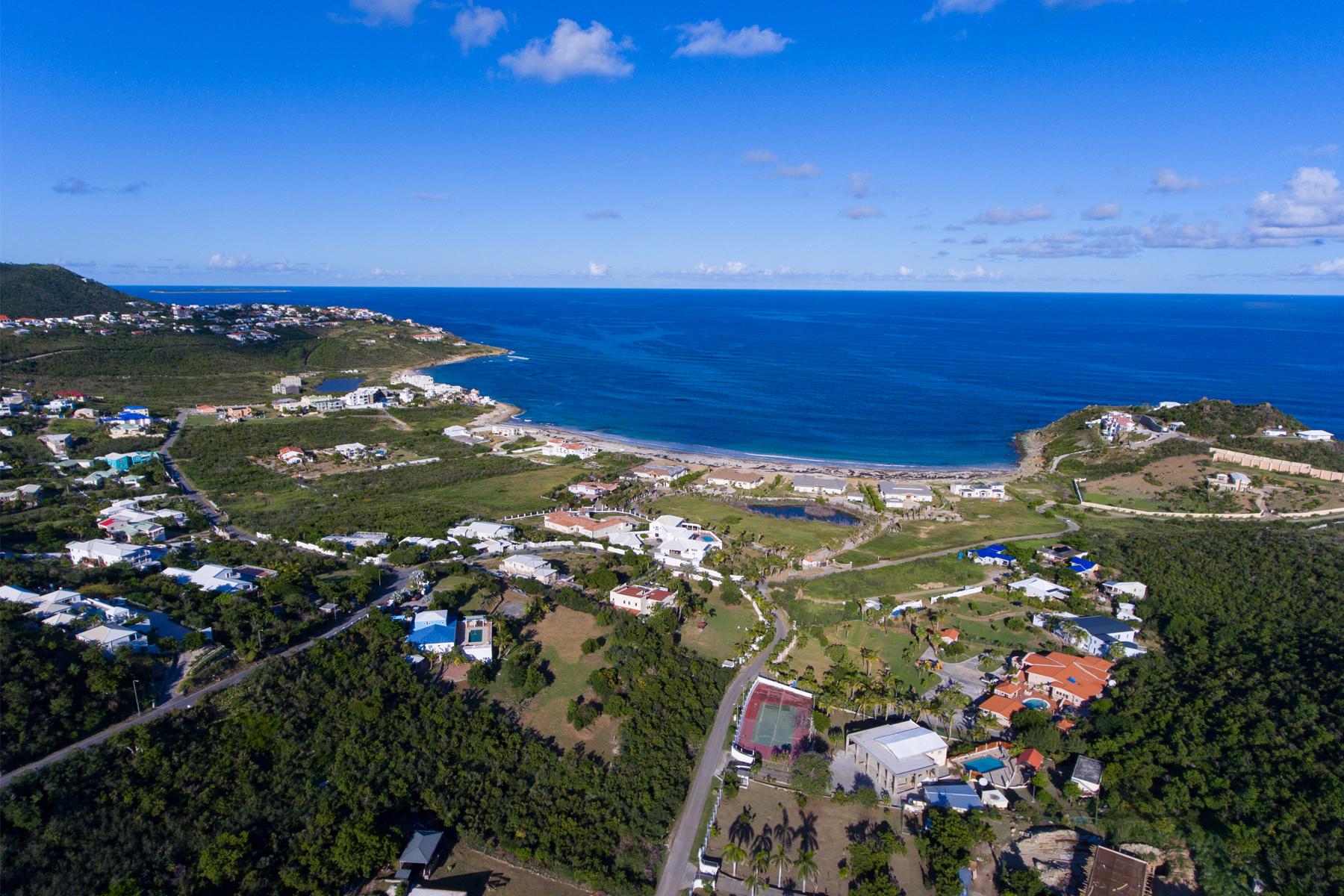 Land for Sale at Maravilla Property Guana Bay, Cities In Sint Maarten St. Maarten