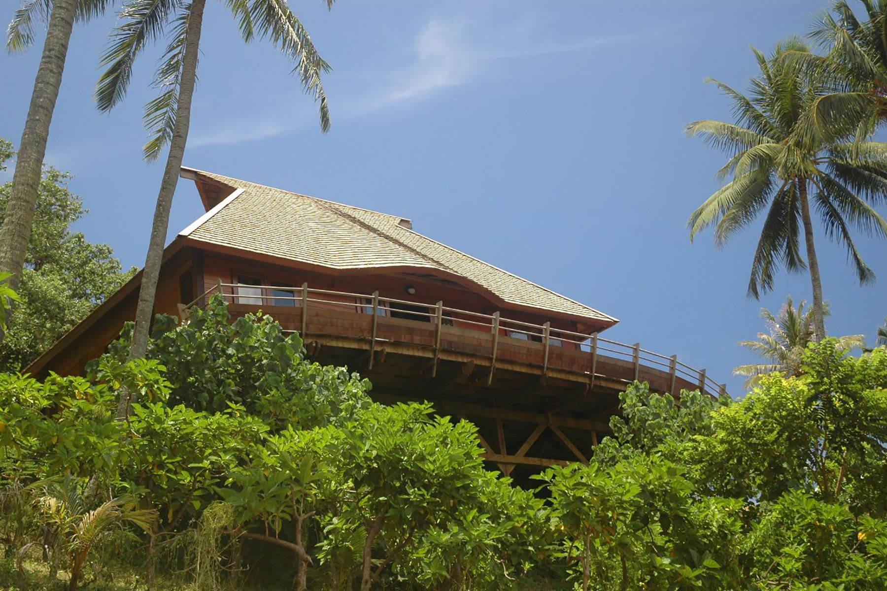 Multi-Family Home for Sale at Perfect vacation home Moorea, French Polynesia