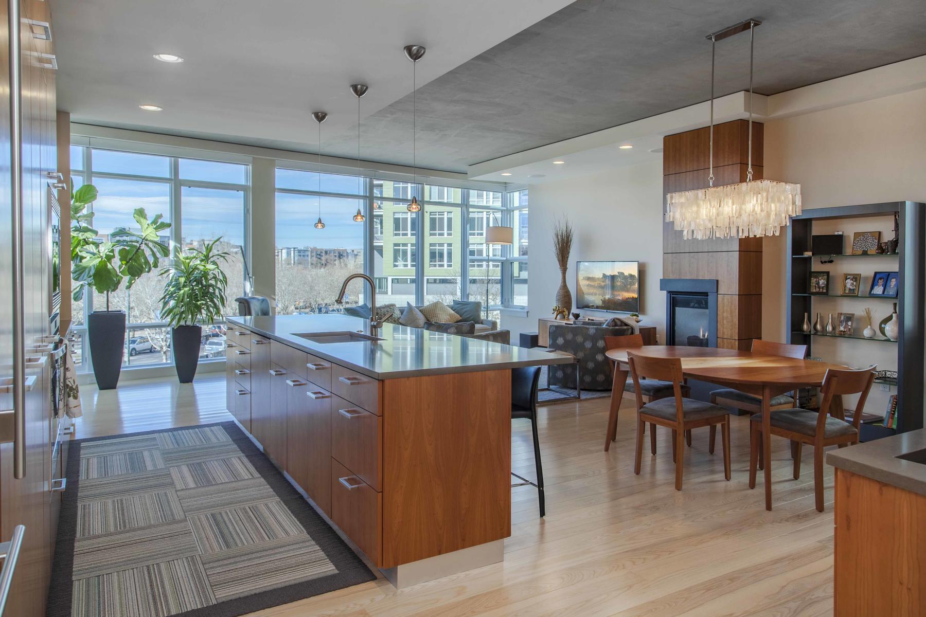 Single Family Home for Active at 1690 Bassett Street #16 1690 Bassett Street #16 Denver, Colorado 80202 United States