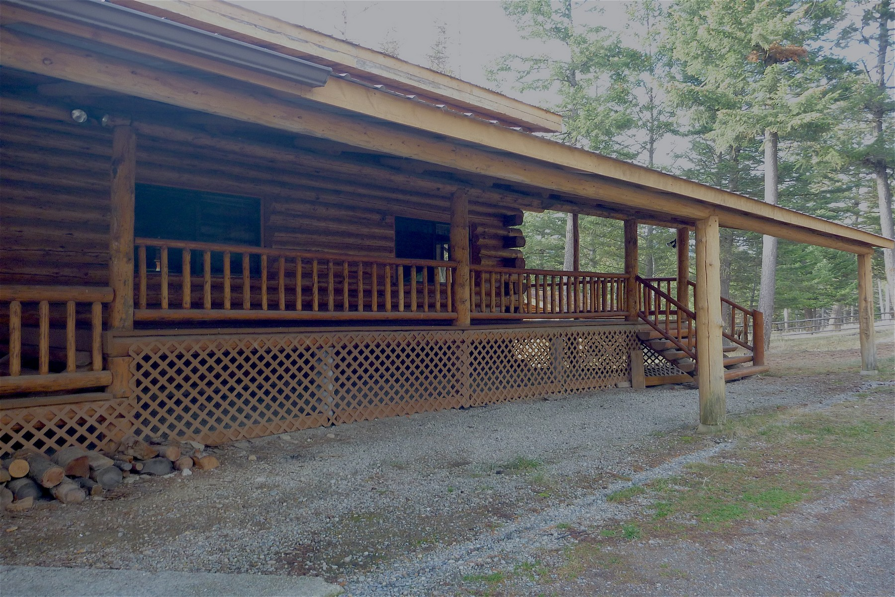 Single Family Home for Active at 1500 Rocky Mountain Trail 1500 Rocky Mountain Trail Rexford, Montana 59930 United States