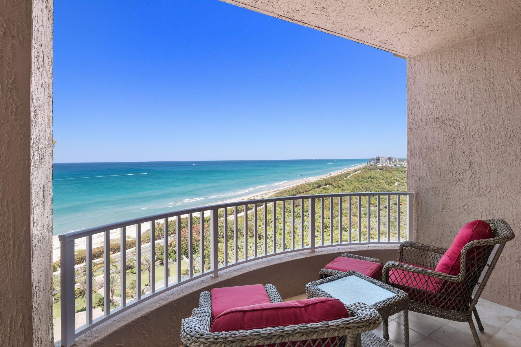 Nhà chung cư vì Bán tại 700 Ocean Royale Way PH #1 Juno Beach, Florida, 33408 Hoa Kỳ