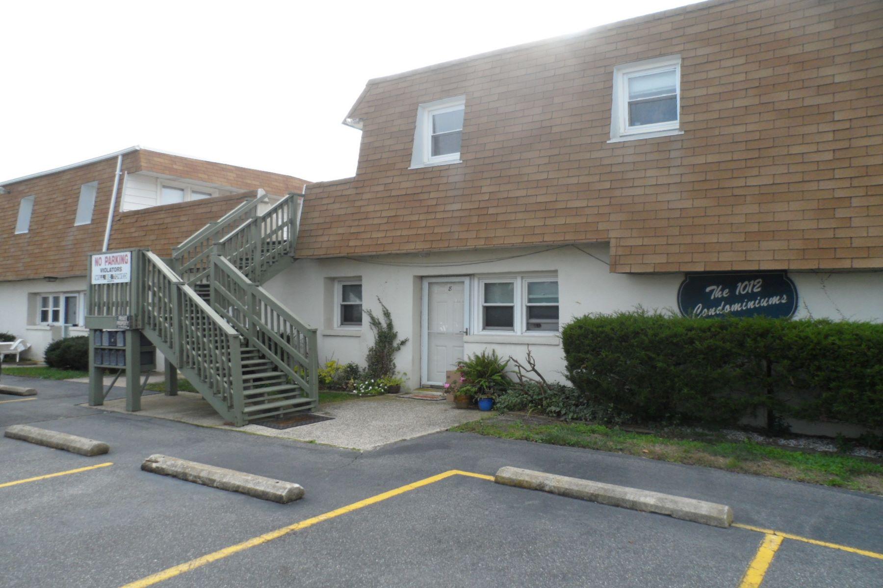 Condominium for Sale at 1012 W Brigantine Ave 1012 W Brigantine Ave #1, Brigantine, New Jersey 08203 United States