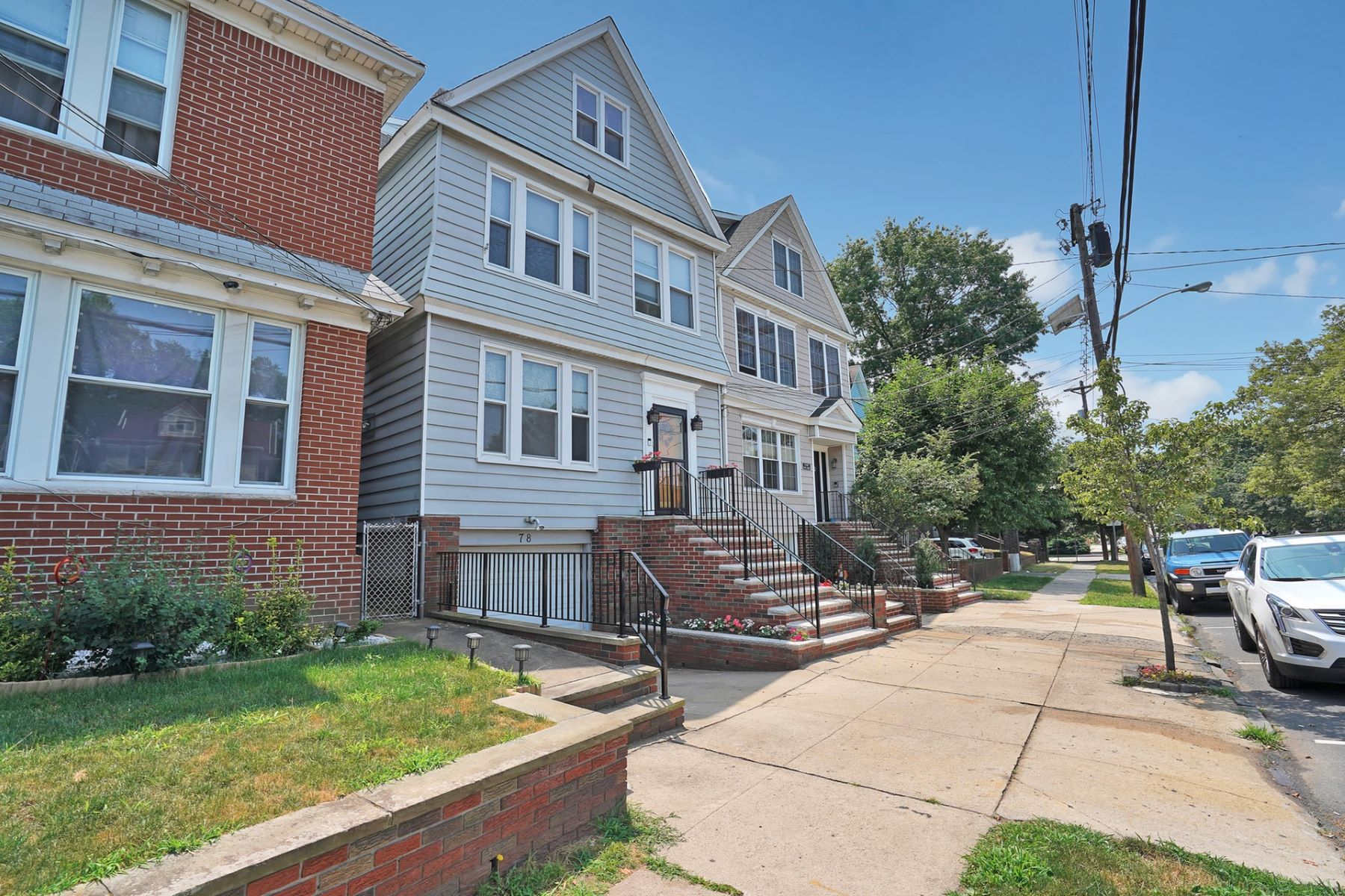 Multi-Family Homes for Sale at Desirable Bergen Point Location! 78 West 5th St Bayonne, New Jersey 07002 United States