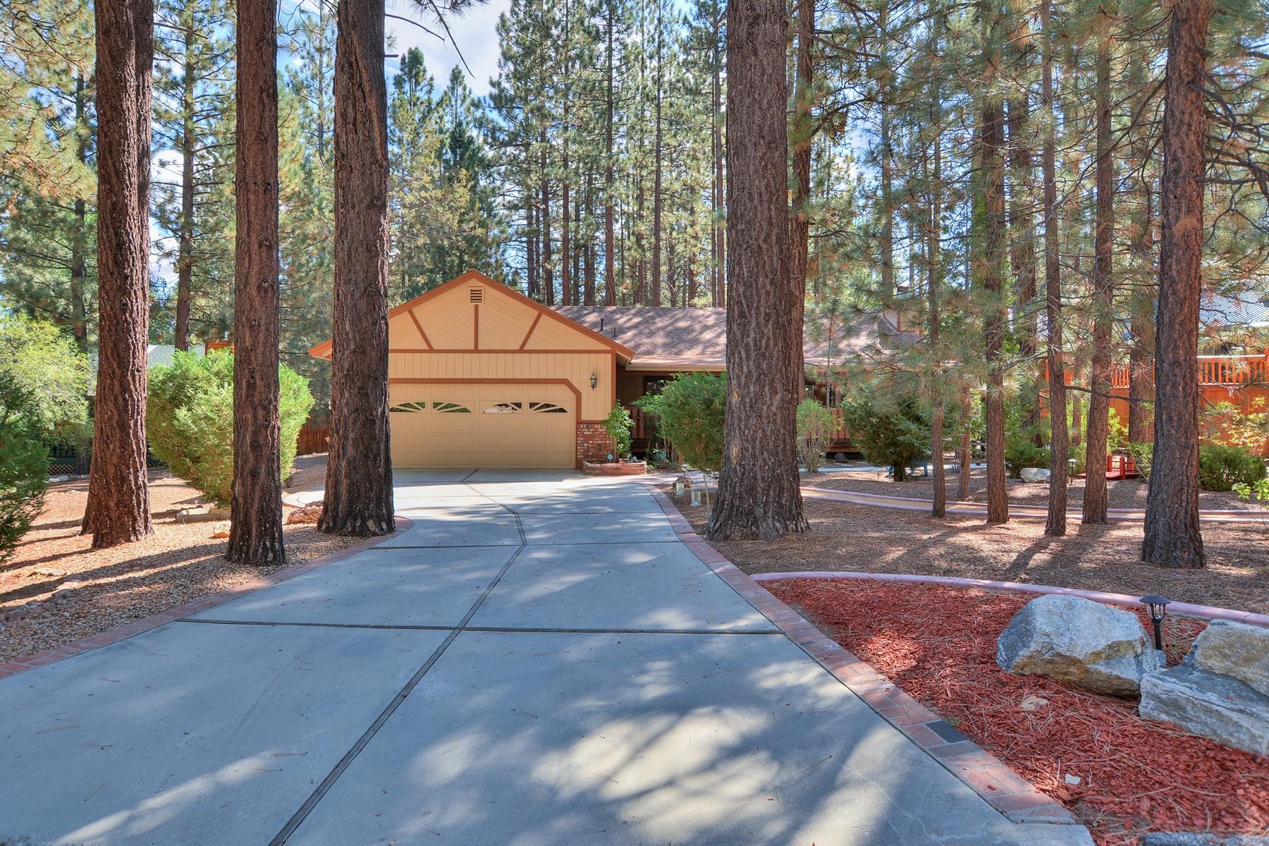 واحد منزل الأسرة للـ Sale في 601 Vail Lane Big Bear Lake, Ca. 92315 Big Bear Lake, California, 92315 United States
