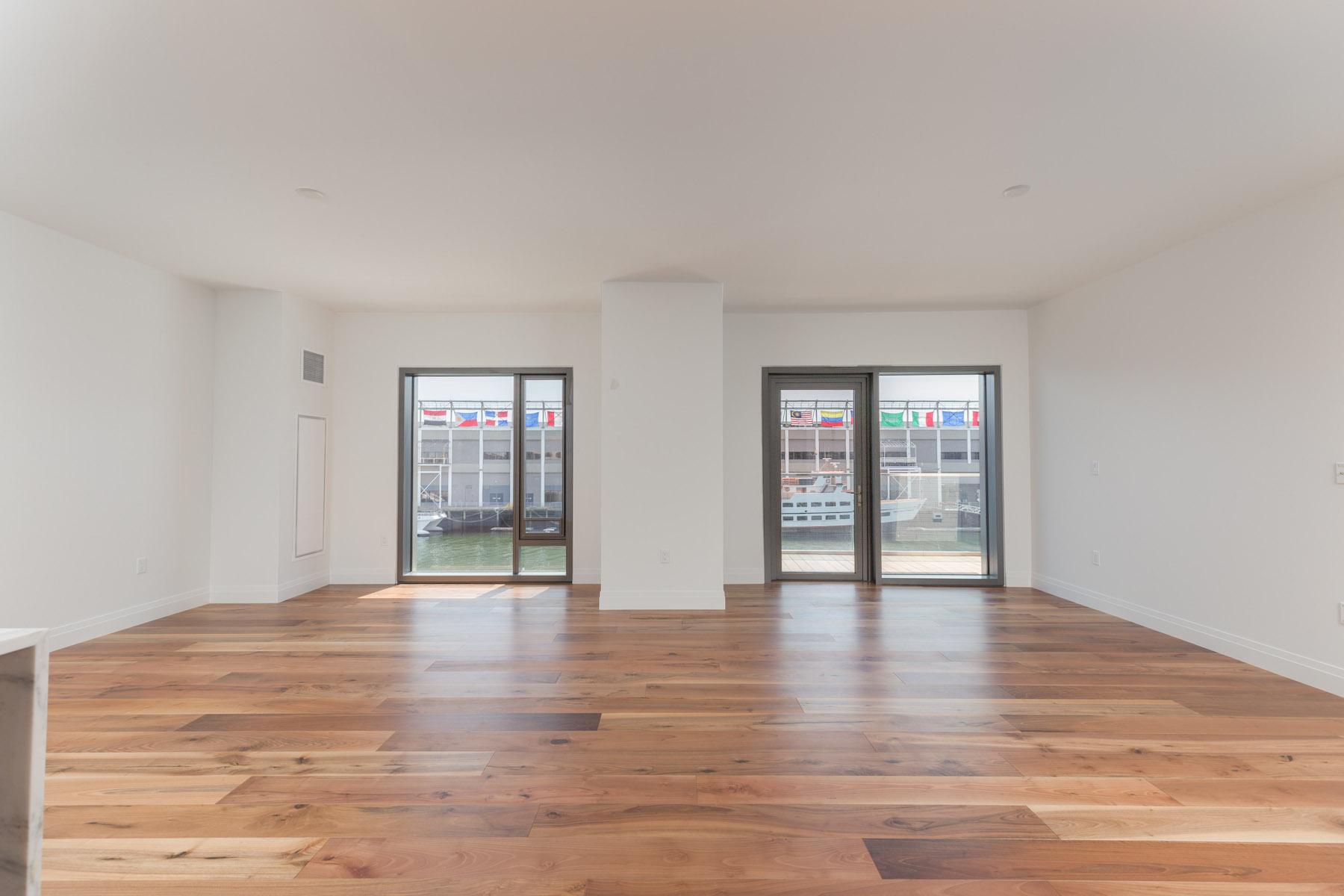 Condominiums 为 销售 在 Stunning Floor Through With Unparalleled Boston Harbor Views 300 Pier Four Boulevard Unit 3I 波士顿, 马萨诸塞州 02210 美国
