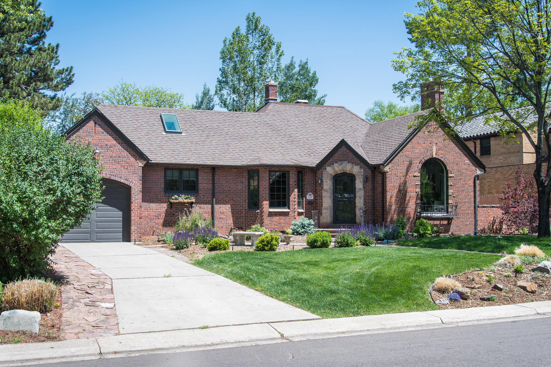 Single Family Home for Active at Welcome to an amazing and thoughtfully remodeled Tudor in Montclair 620 Jersey St Denver, Colorado 80220 United States