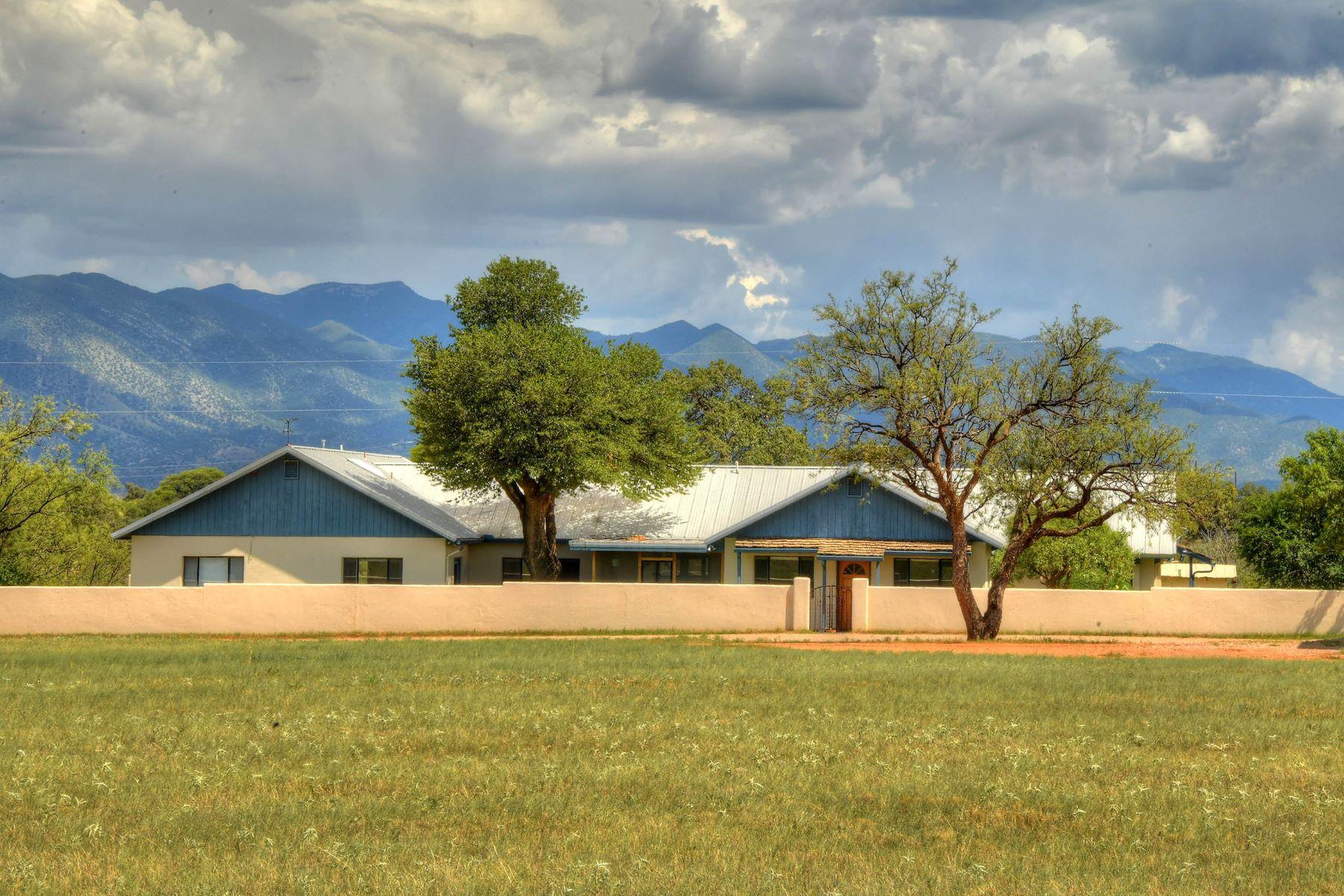 Single Family Homes 为 销售 在 AZ Ranch 1960 Hwy 83 埃尔金, 亚利桑那州 85611 美国