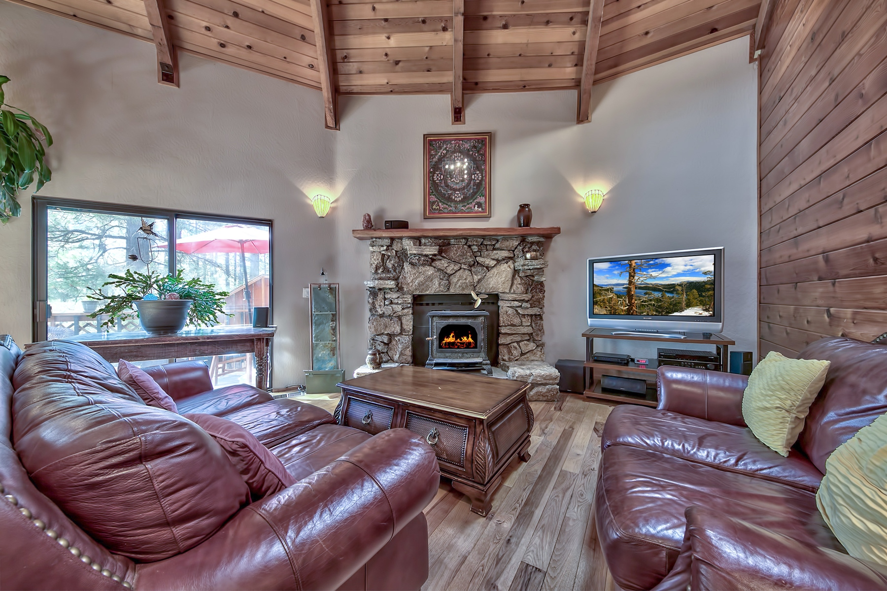 Single Family Home for Active at 2363 Marshall Trail, South Lake Tahoe, CA 2363 Marshall Trail South Lake Tahoe, California 96151 United States