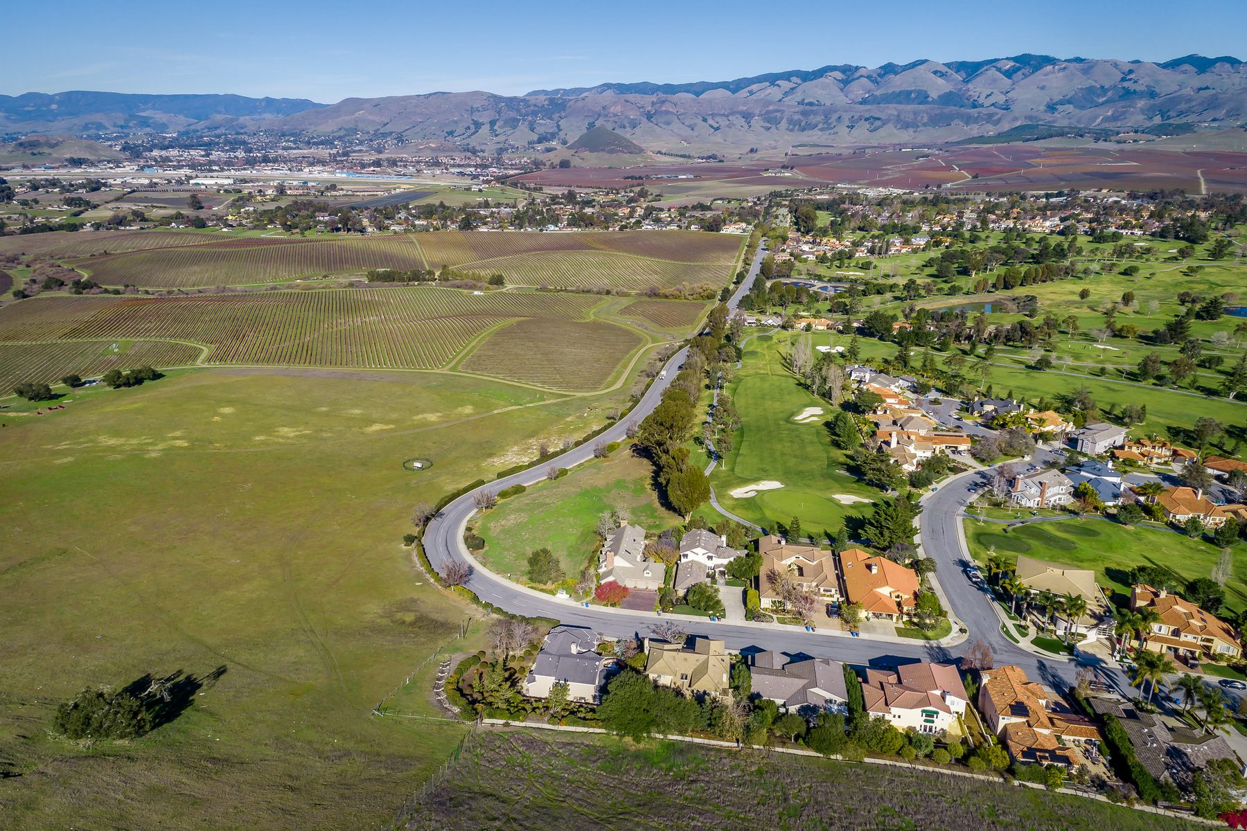 Land for Active at Jack Ranch Vineyard 5502 Los Ranchos Rd. San Luis Obispo, California 93401 United States