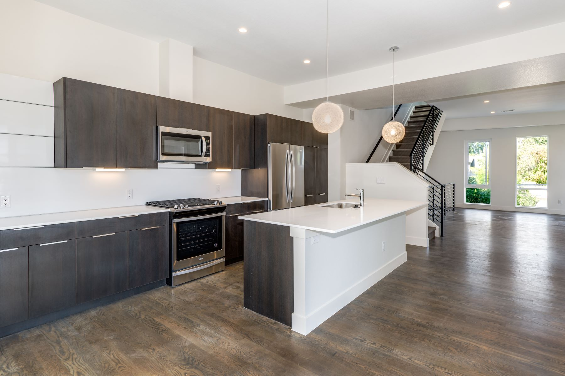 Townhouse for Active at 4387 Zuni Street 4387 Zuni St Denver, Colorado 80211 United States