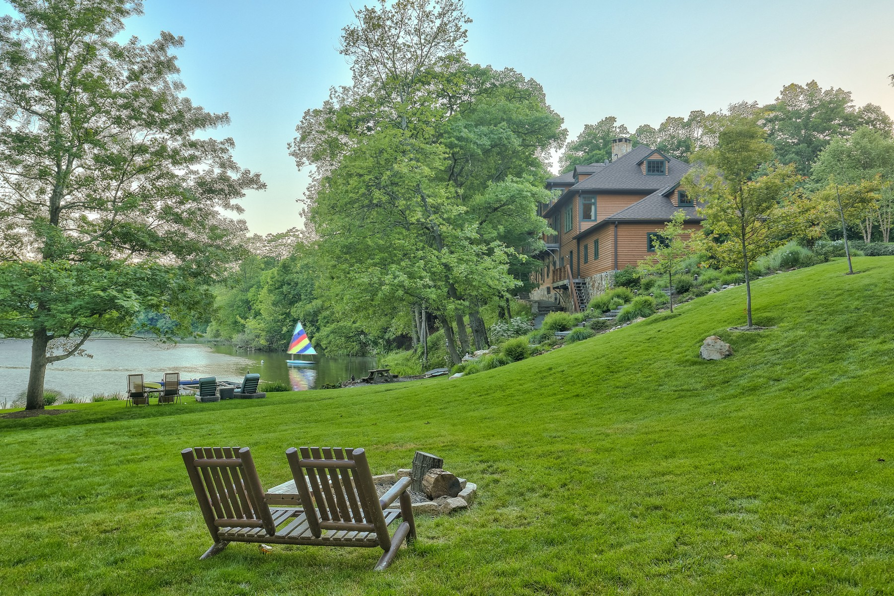 Additional photo for property listing at Lane Gate Lodge 125 Lane Gate Road Cold Spring, New York 10516 United States