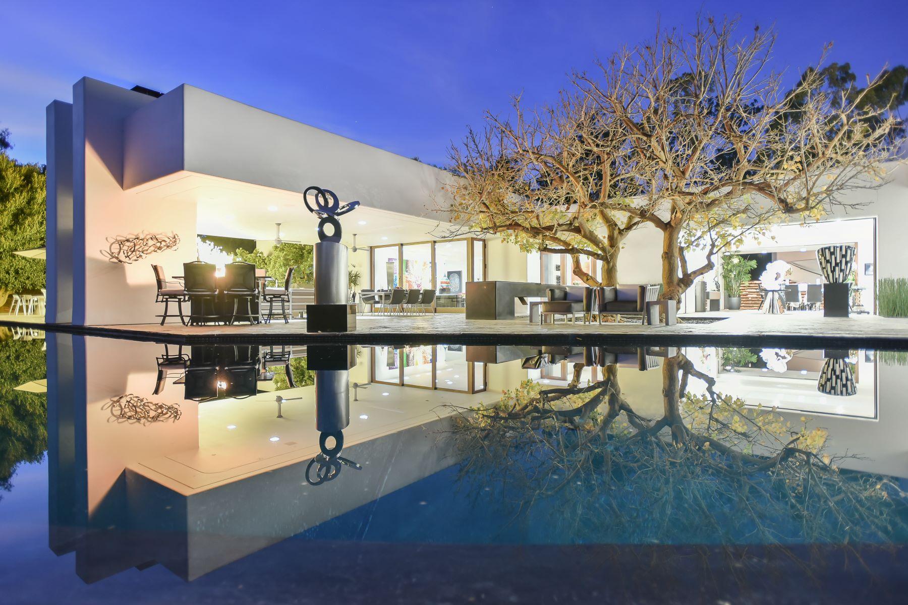 Single Family Homes for Sale at 5410 Los Mirlitos Rancho Santa Fe, California 92067 United States