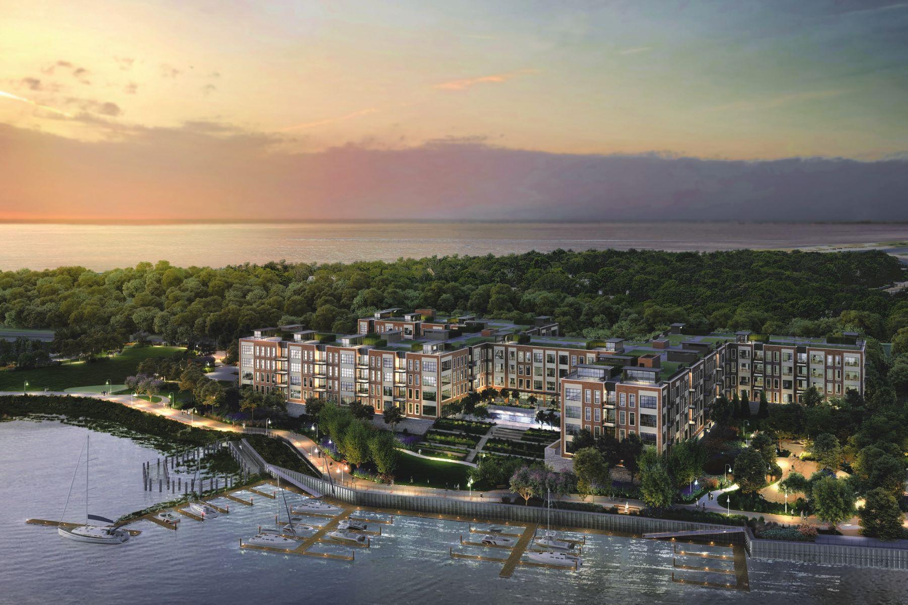 Condominiums för Försäljning vid 100 Garvies Point Rd , 1309, Glen Cove, NY 11542 100 Garvies Point Rd 1309, Glen Cove, New York 11542 Förenta staterna