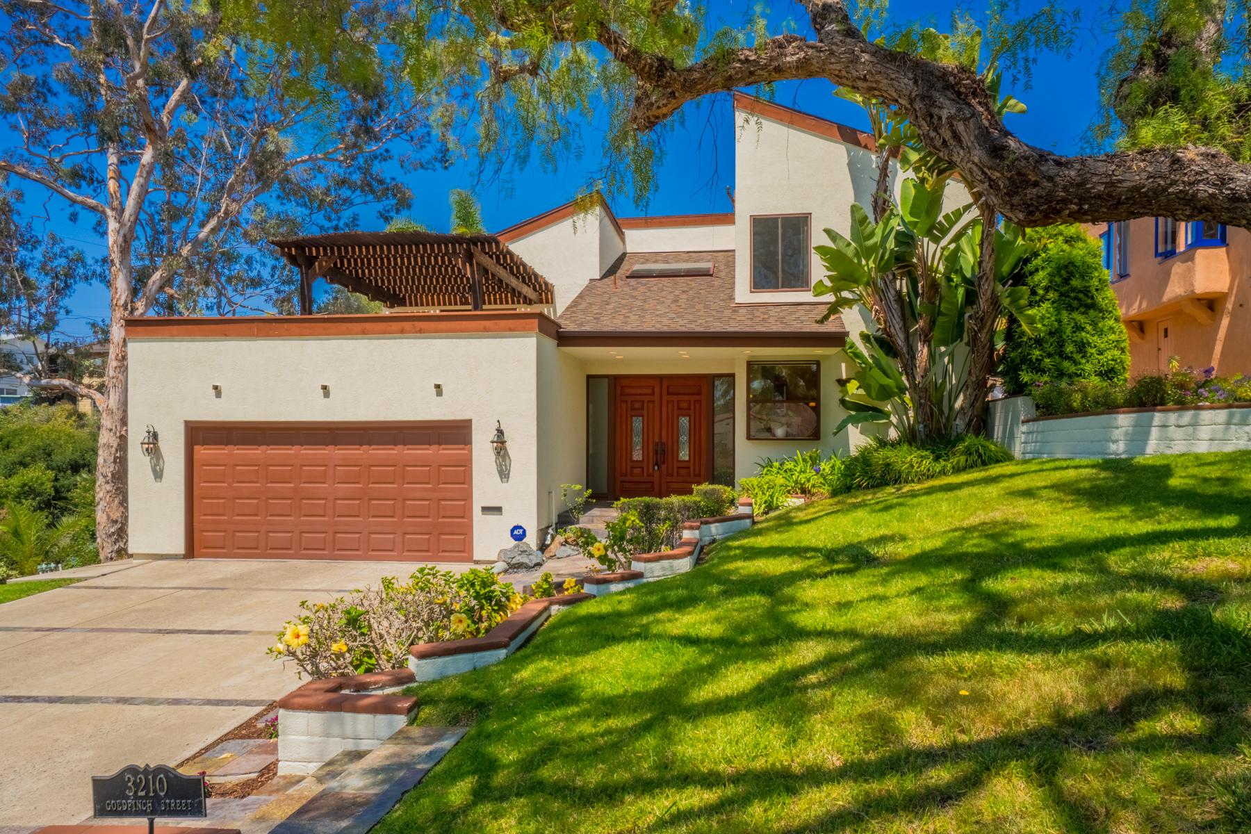 一戸建て のために 売買 アット 3210 Goldfinch Street Mission Hills, San Diego, カリフォルニア, 92103 アメリカ合衆国