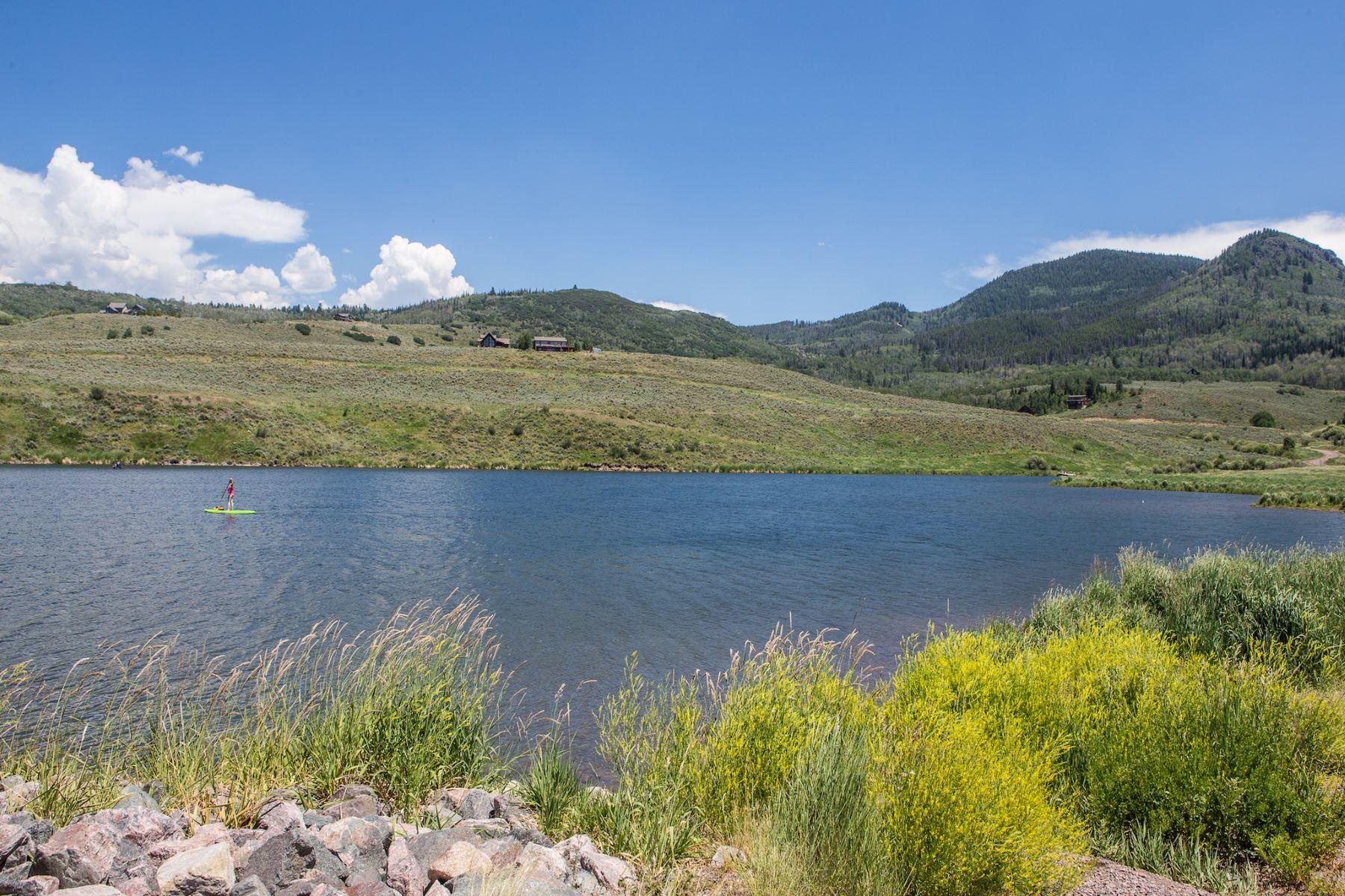 土地 のために 売買 アット Build your dream lake home 30025 Bannock Trail, Oak Creek, コロラド 80467 アメリカ