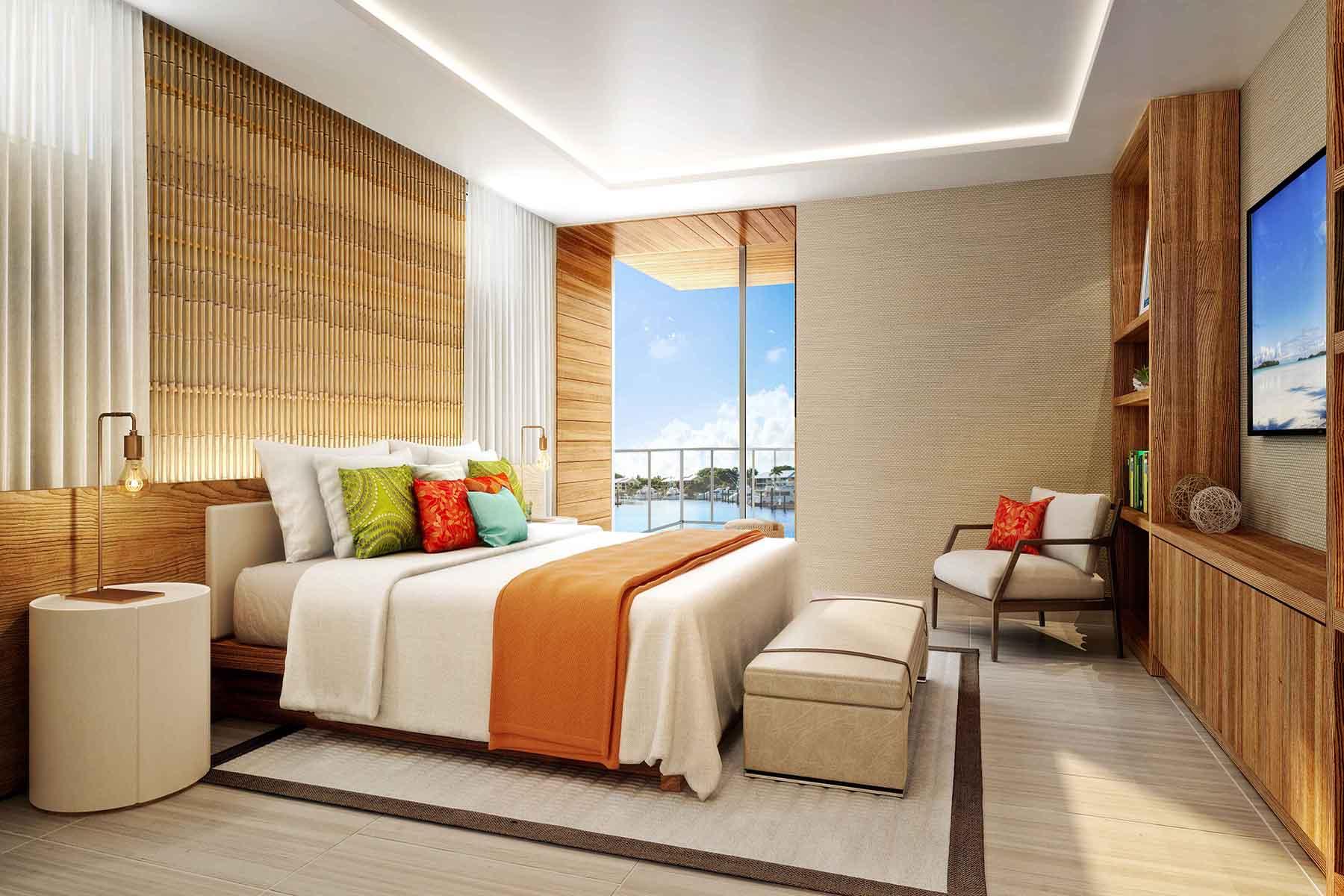 Eigentumswohnung für Verkauf beim Luxury Waterfront Condominium at Ocean Reef Club 121 Beach Road #204 Key Largo, Florida 33037 Vereinigte Staaten