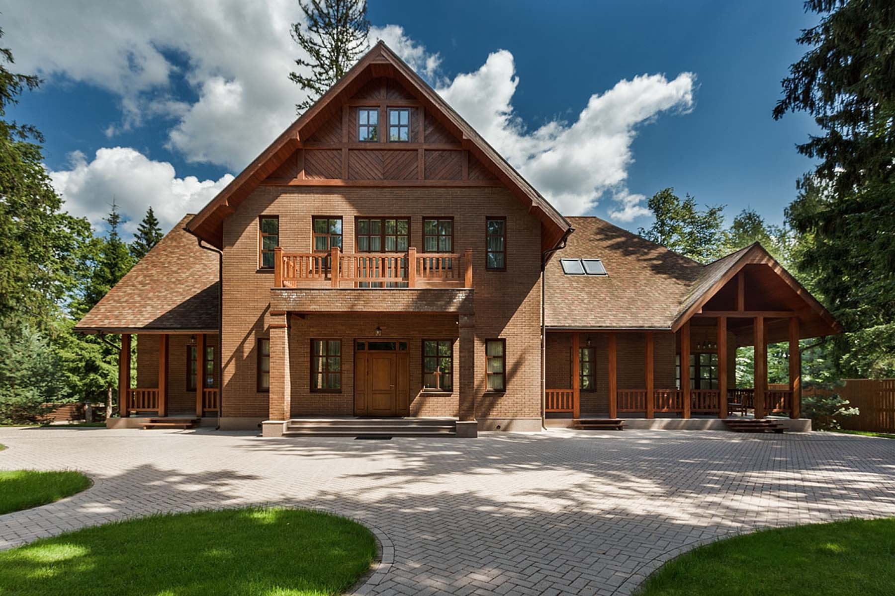 Single Family Homes for Sale at Manor by the pond Other Moscow, Moscow Russia