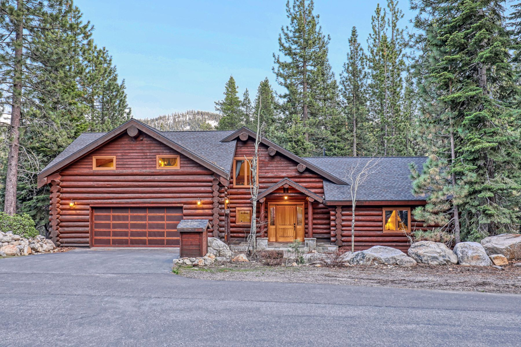 Single Family Homes for Active at Nestled among the trees in the coveted Wolfe Estates 16153 Wolfe Drive Truckee, California 96161 United States
