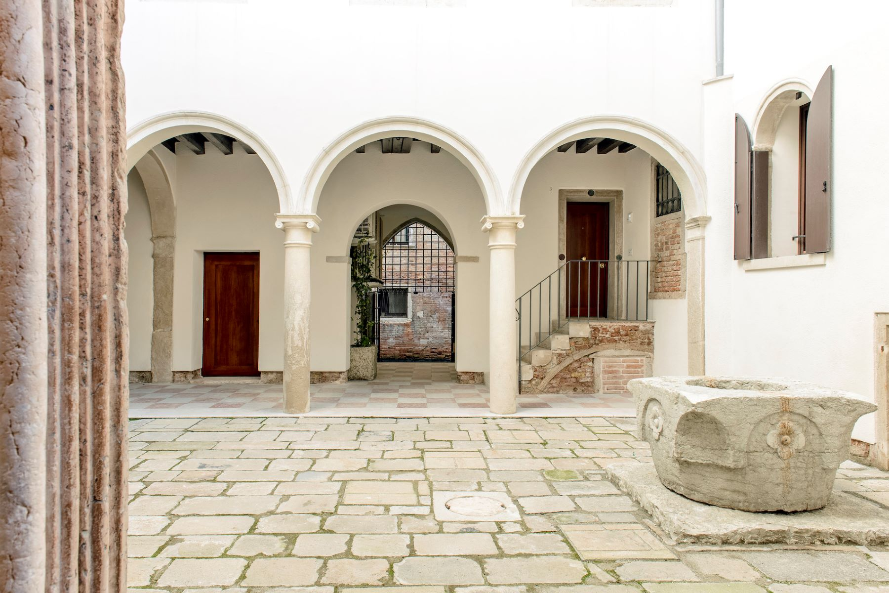 Additional photo for property listing at Torcello apartment at Palazzo Moro Venice, Venice Italie