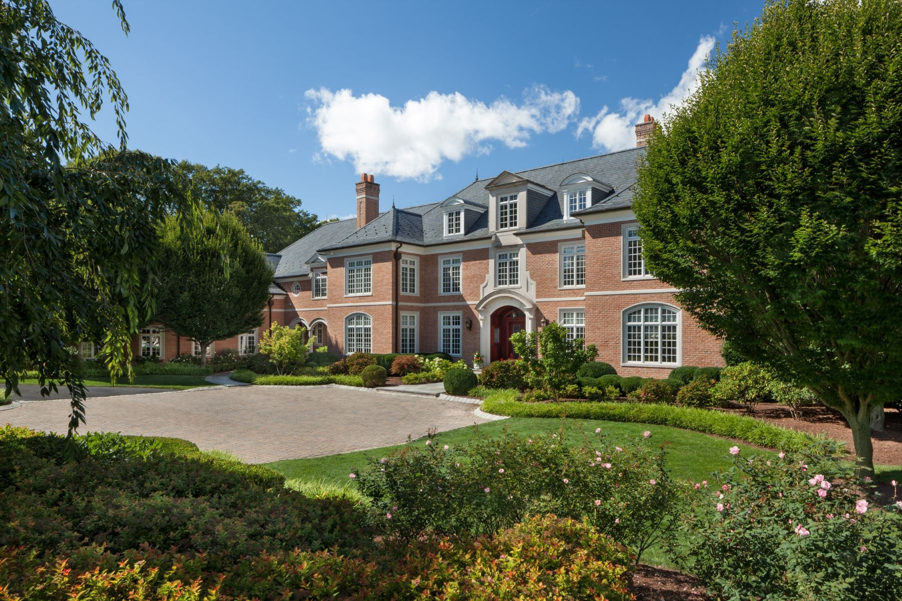 Single Family Home for Sale at Mountaintop Manor 141 Mountain Top Road Bernardsville, New Jersey 07924 United States