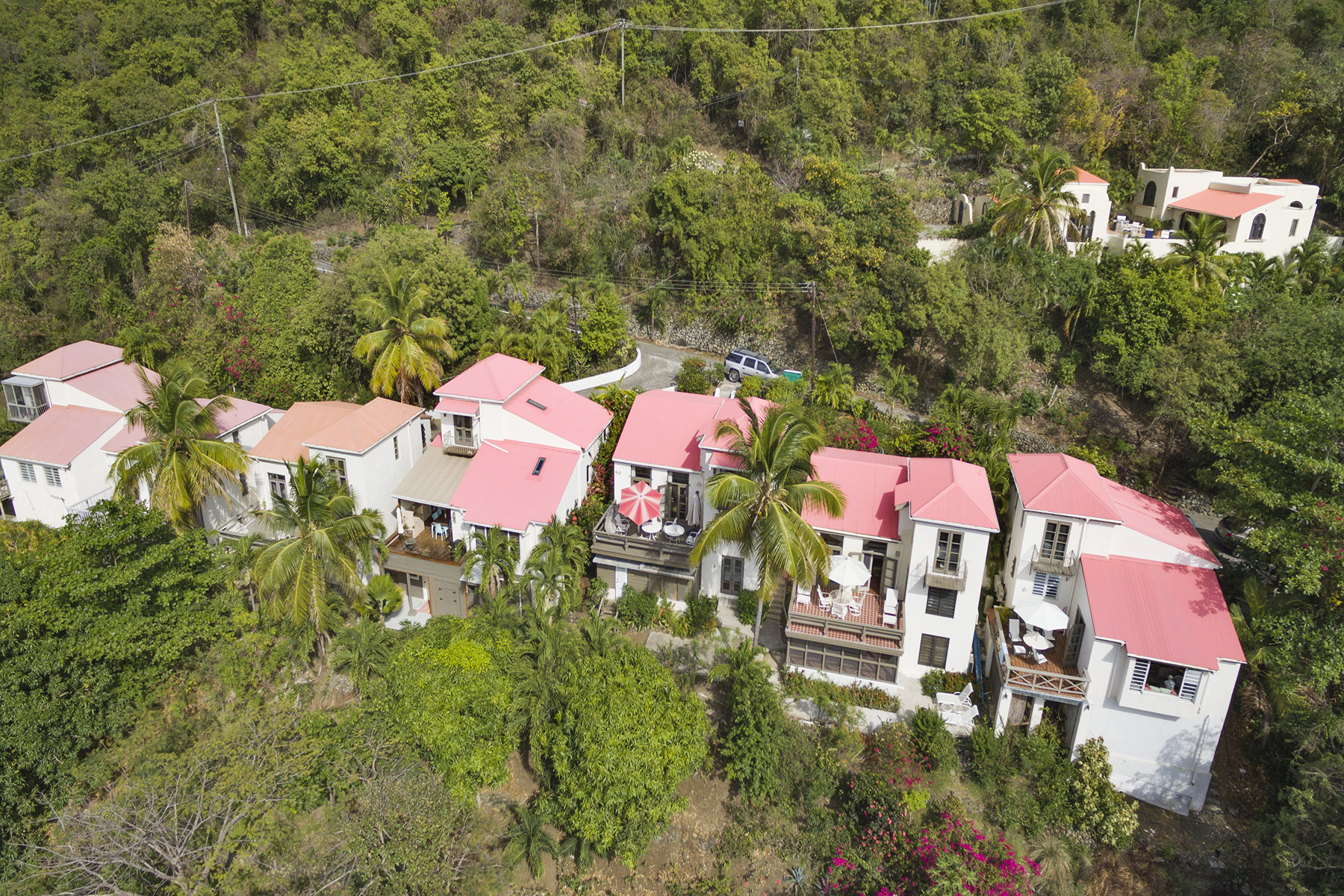 Additional photo for property listing at Shimmering Palms Villa #6 Other Tortola, Tortola Iles Vierges Britanniques