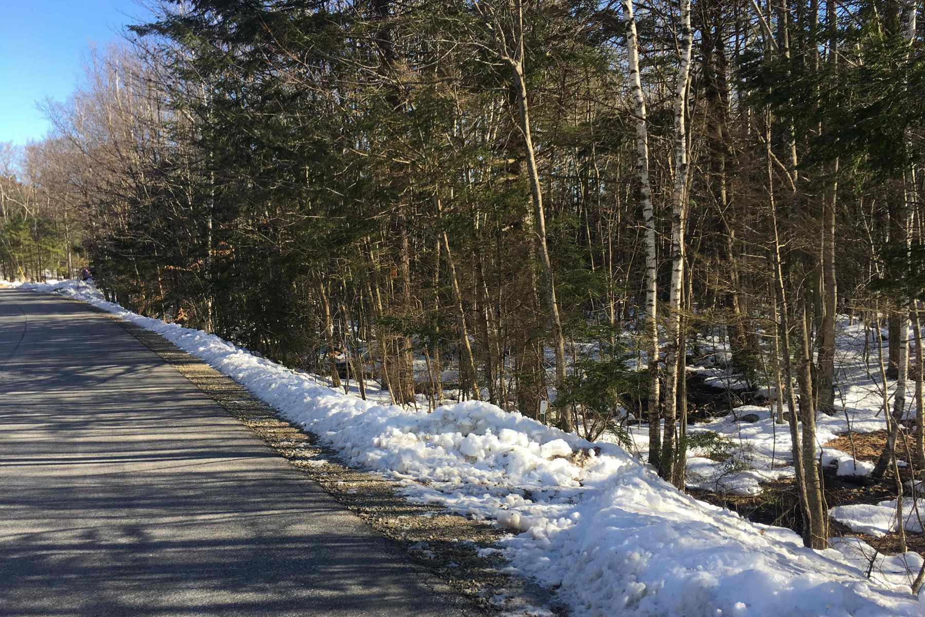 Land for Sale at 4.5 Acres Near Lake Winnipesaukee, Shops, Restaurants TBD Ragged Mountain Road New Durham, New Hampshire 03855 United States