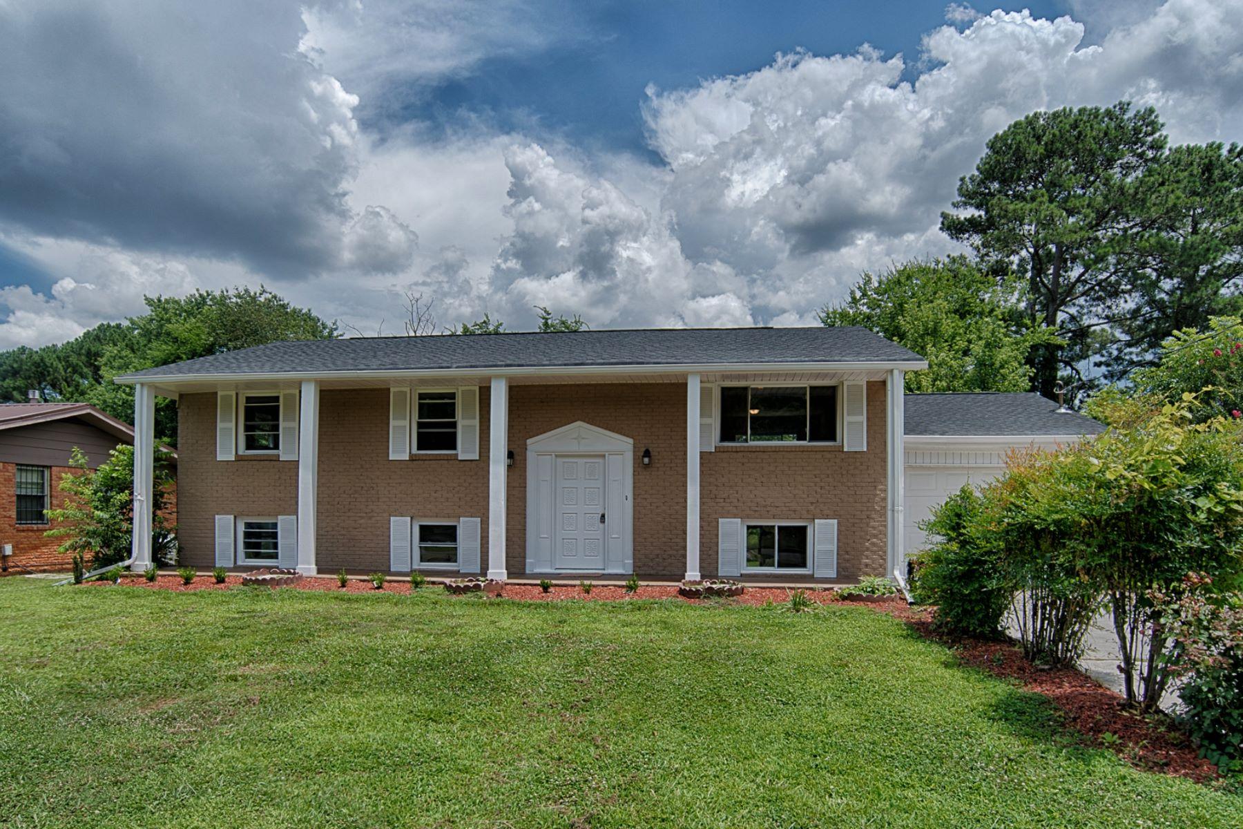 Single Family Homes por un Venta en 6006 Trent Drive Huntsville, Alabama 35810 Estados Unidos