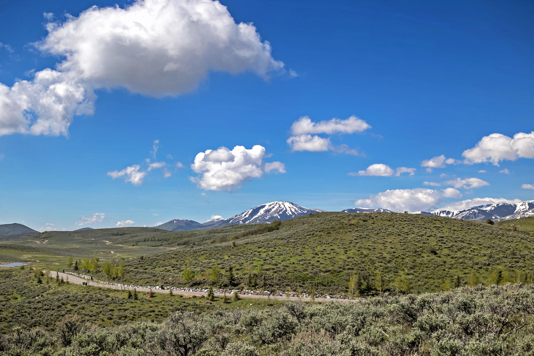 Additional photo for property listing at Great Custom Homesite Right Across The Street From The Beach House 6704 Painted Valley Pass Lot #15 Park City, Utah 84098 United States