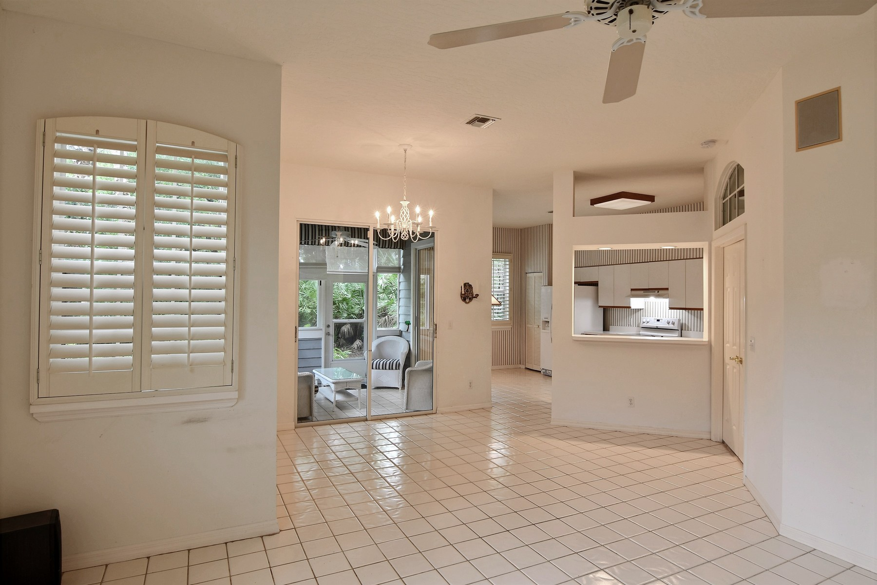 Additional photo for property listing at First Floor Tennis Villa 1460 WInding Oaks Circle #A101 Vero Beach, Florida 32963 United States