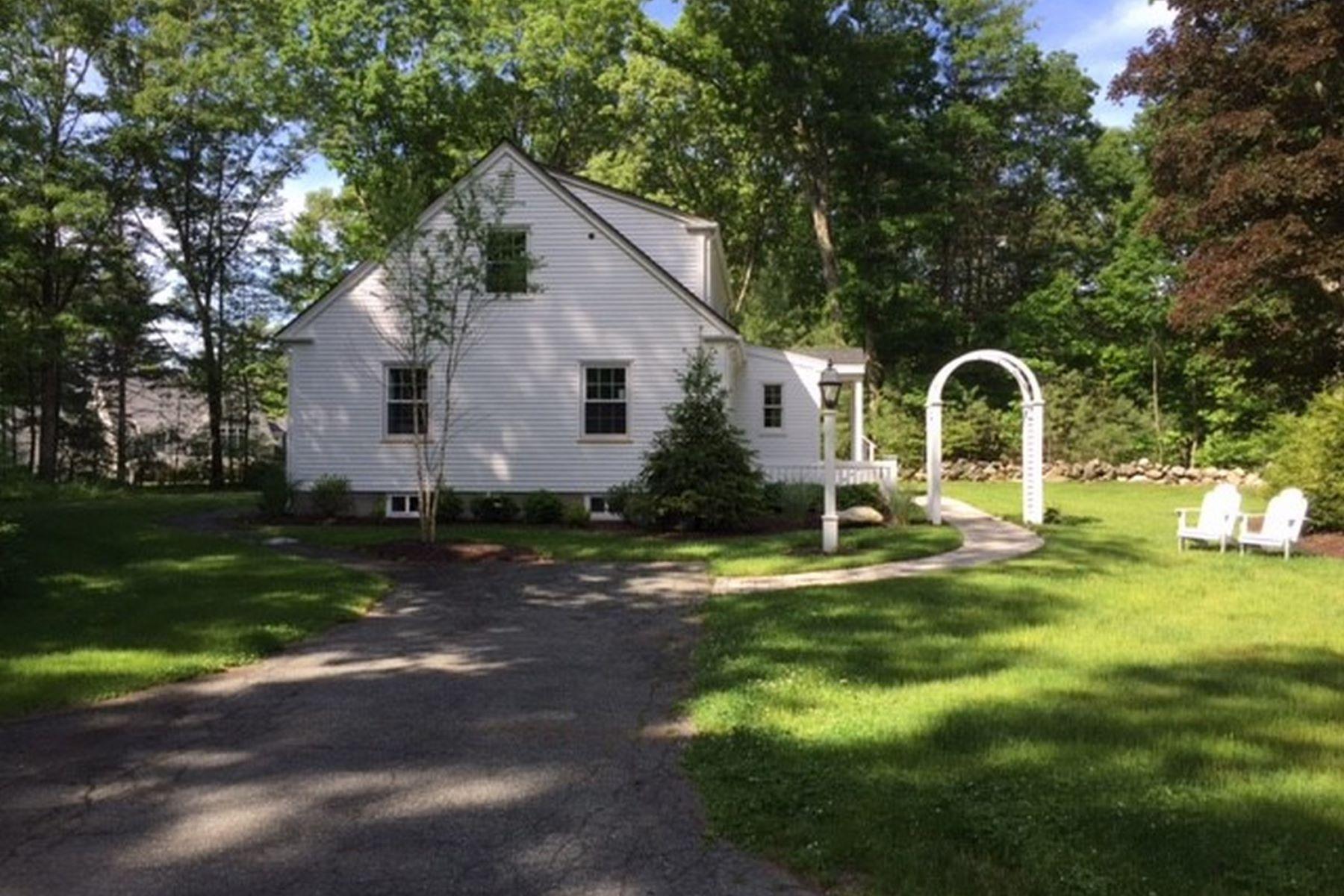 Другая жилая недвижимость для того Аренда на 943 Lowell Road, Concord 943 Lowell Rd Concord, Массачусетс 01742 Соединенные Штаты
