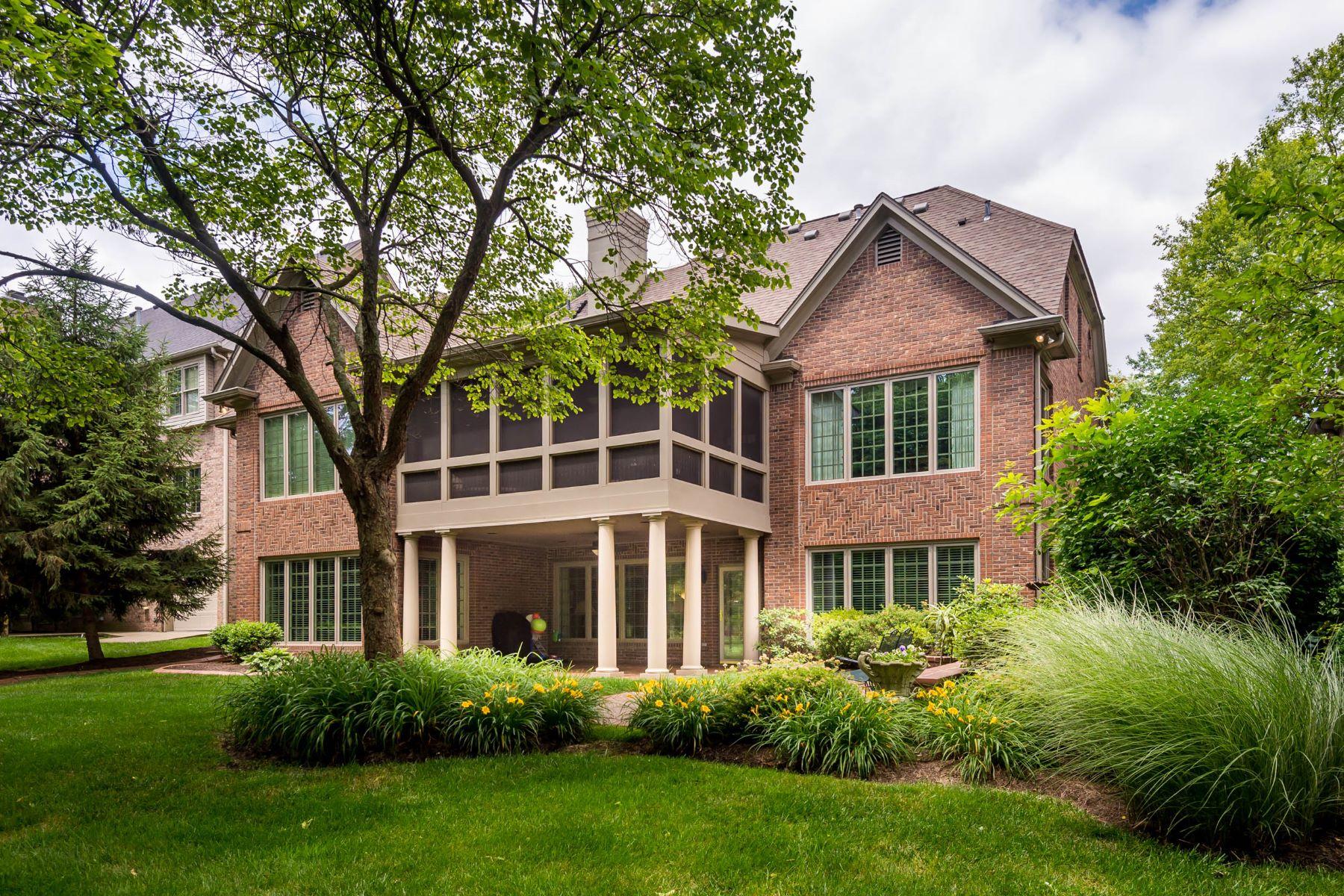 Частный односемейный дом для того Продажа на 3185 Brighton Place Drive Andover Forest, Lexington, Кентукки, 40509 Соединенные Штаты