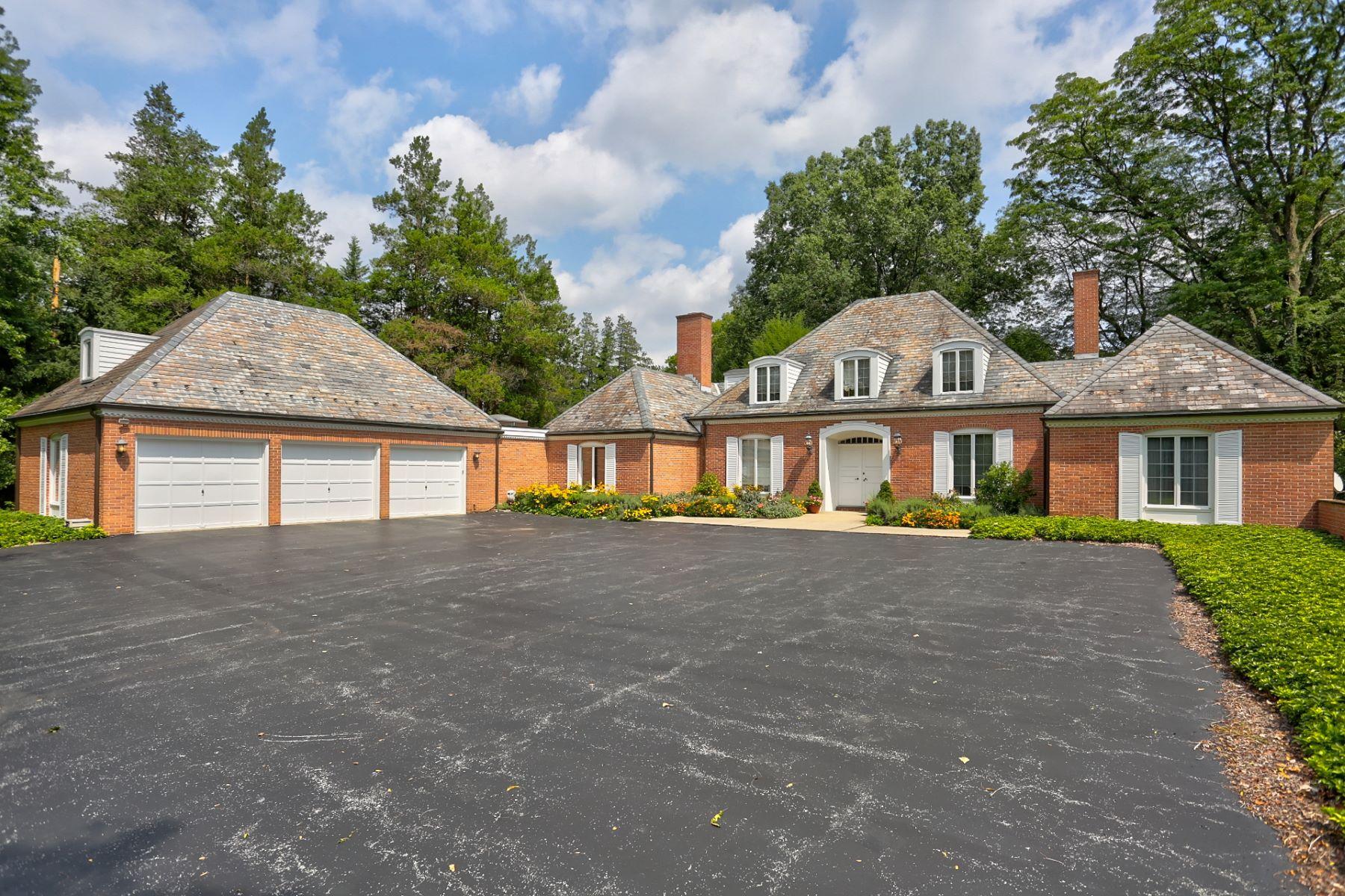 独户住宅 为 销售 在 605 Hamilton Road 605 Hamilton Road 兰开斯特, 宾夕法尼亚州 17603 美国