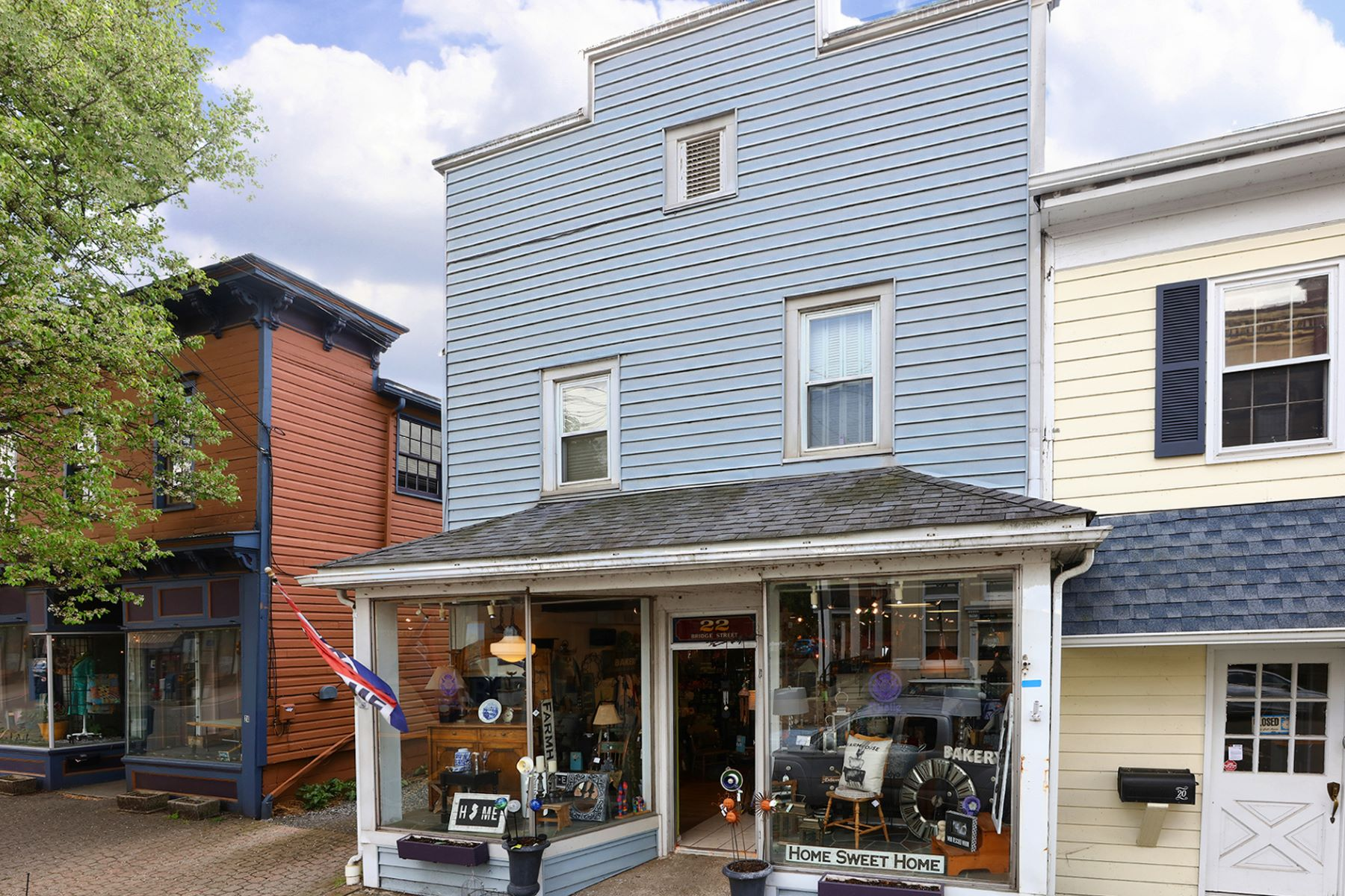 Charm and a premium in-town location! 22 Bridge Street, Frenchtown, New Jersey 08825 Vereinigte Staaten