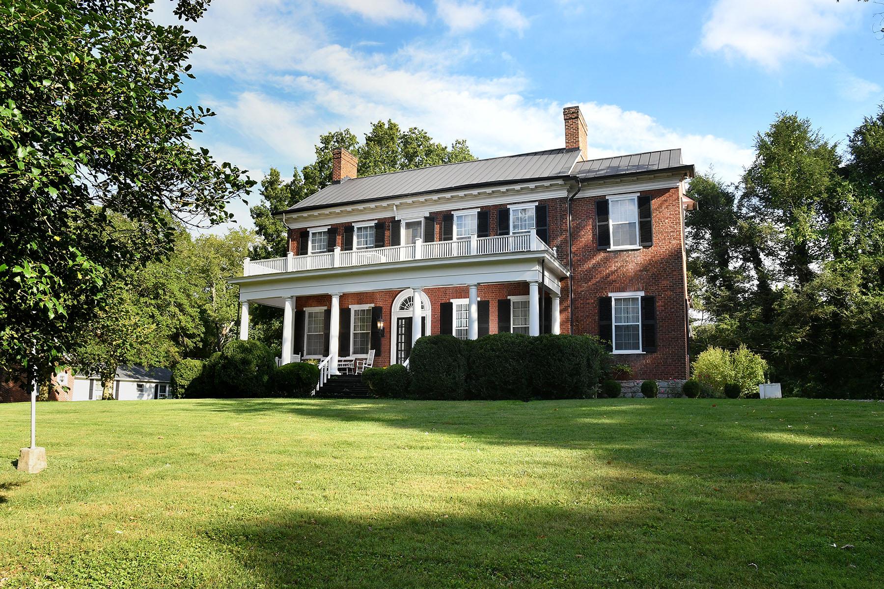 Single Family Homes 為 出售 在 ABINGDON 344 Cummings St, Abingdon, 弗吉尼亞州 24210 美國