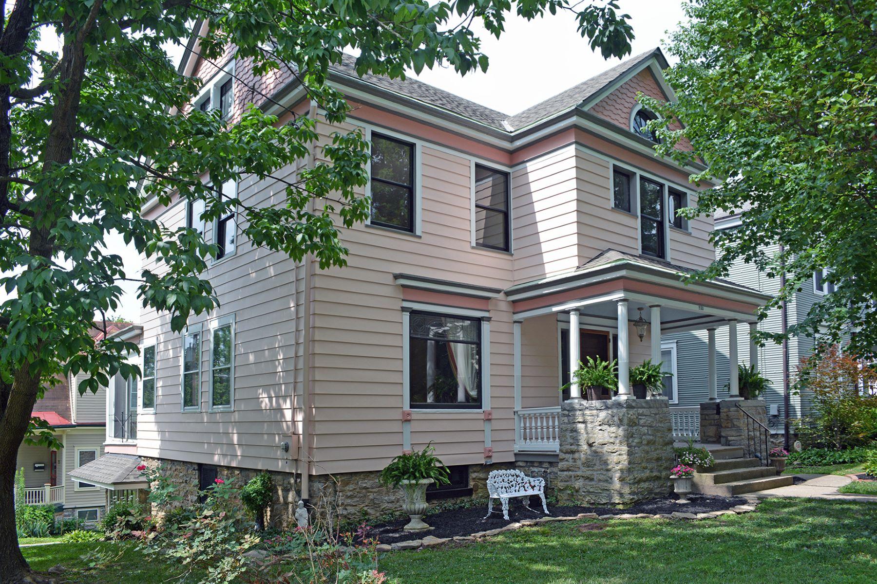 single family homes por un Venta en Magnolia House 233 Wallace Avenue Covington, Kentucky 41014 Estados Unidos