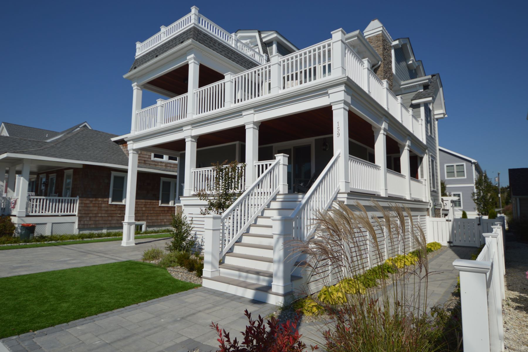 Single Family Home for Rent at Expansive, Prime Location Home 159 26th Street, Avalon, New Jersey 08202 United States