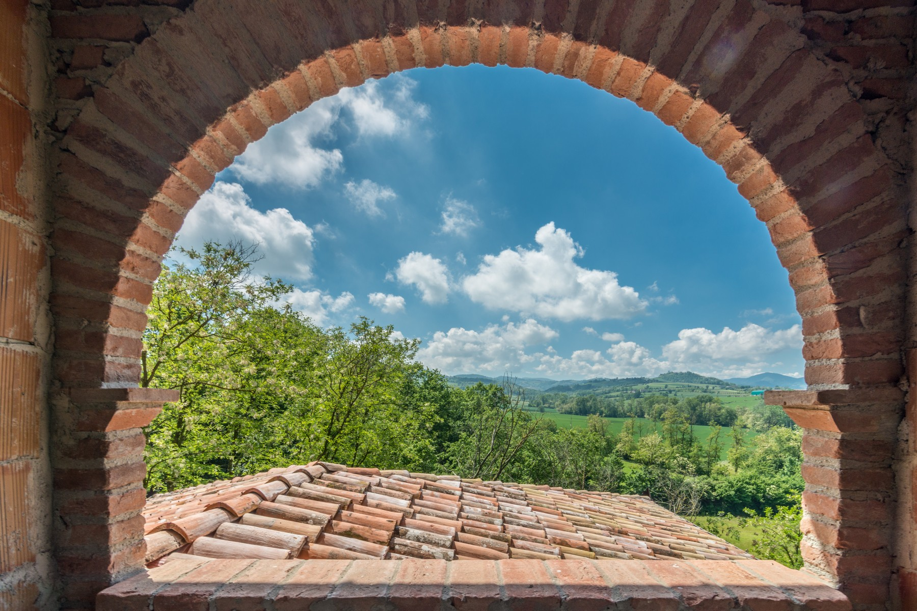 Single Family Home for Sale at Intriguing property immersed in the countryside Agazzano Other Piacenza, Piacenza 29010 Italy