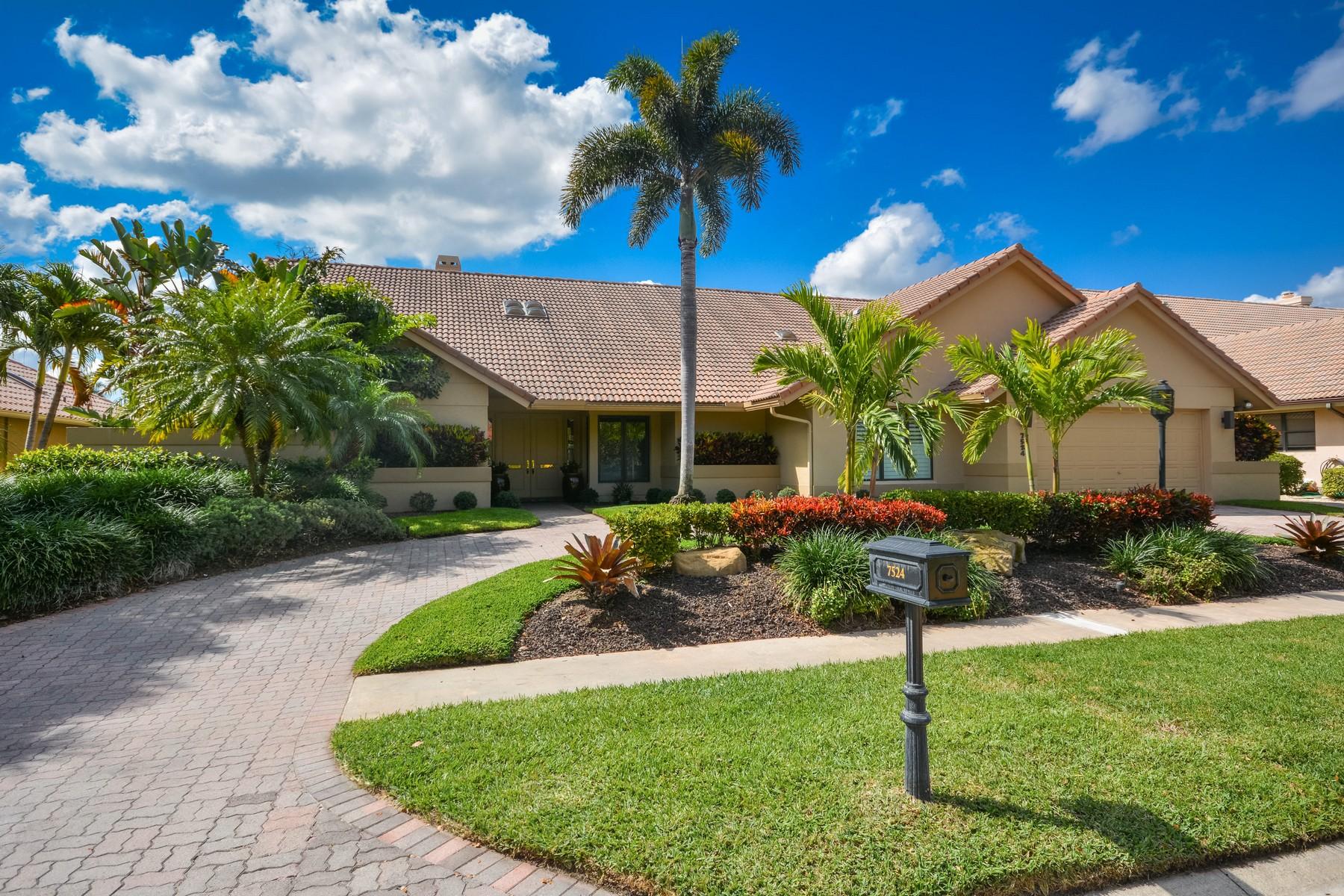 Maison unifamiliale pour l à louer à 7524 Mandarin Dr , Boca Raton, FL 33433 7524 Mandarin Dr Boca Raton, Florida, 33433 États-Unis
