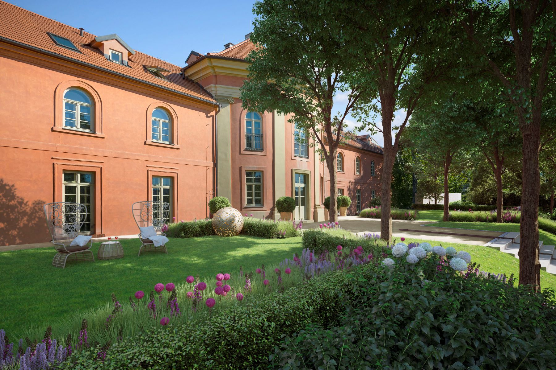 sales property at Private Residence in Prague's Diplomatic Quarter
