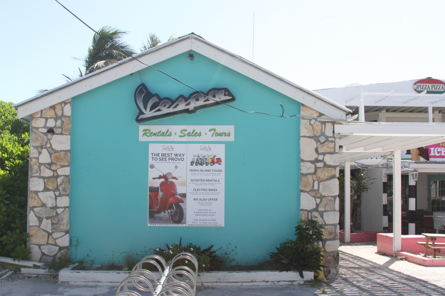 Additional photo for property listing at Paradise Scooters - BUSINESS ONLY Grace Bay, Провиденсьялес Теркс И Кайкос