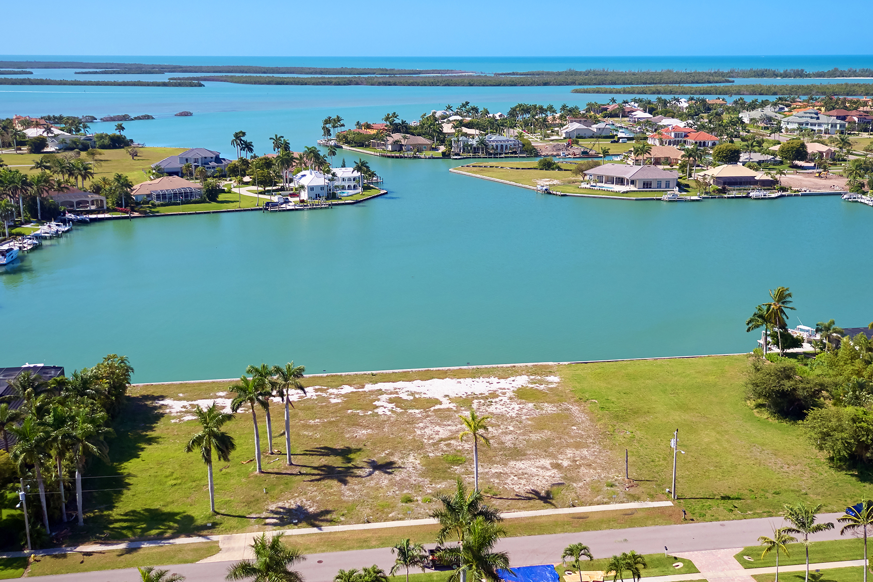Land for Active at MARCO ISLAND 1751 Ludlow Road Marco Island, Florida 34145 United States