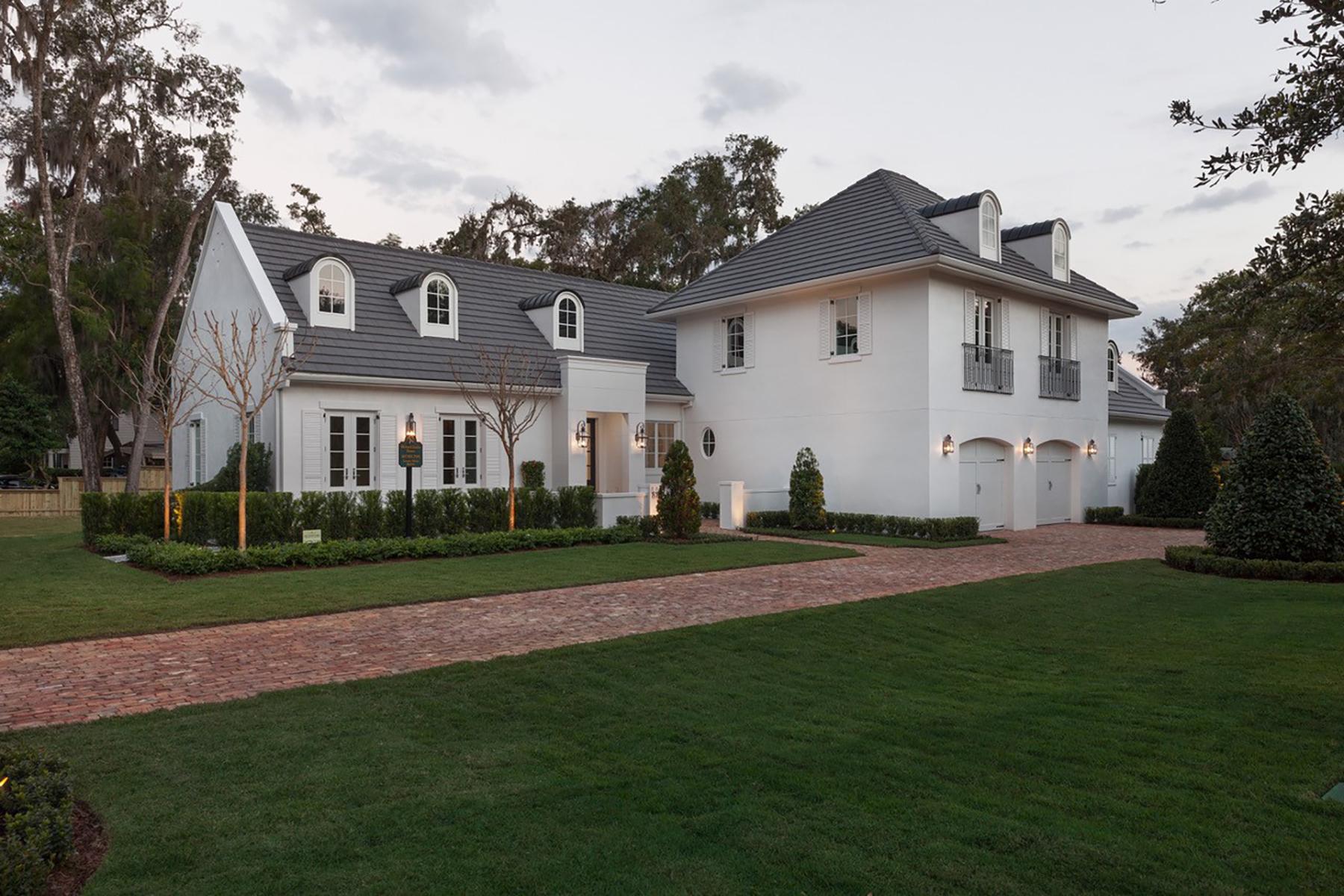 Single Family Homes için Satış at WINTER PARK 880 Bonita Dr, Winter Park, Florida 32789 Amerika Birleşik Devletleri