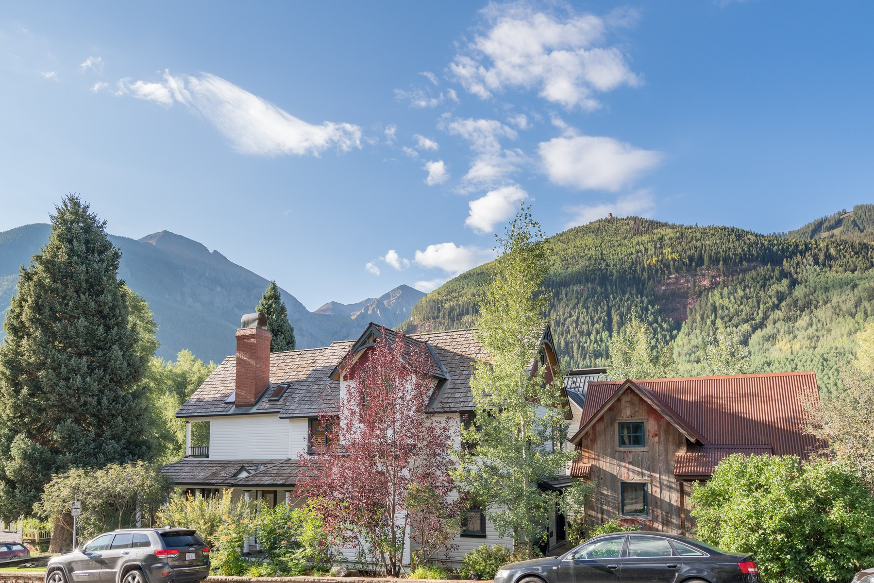 Casa Unifamiliar por un Venta en 239 North Fir Street 239 North Fir Street Telluride, Colorado 81435 Estados Unidos